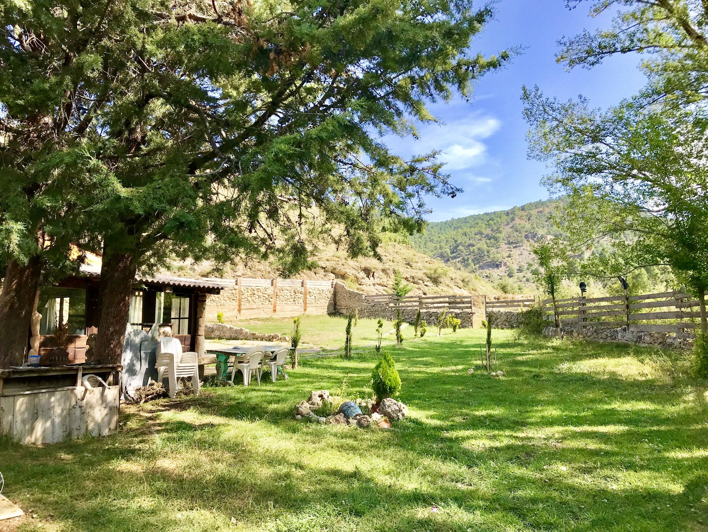 Maison de vacances Hütte mit 4 Schlafzimmern in Camarena de la Sierra mit toller Aussicht auf die Berge, priv (2474258), Camarena de la Sierra, Teruel, Aragon, Espagne, image 12