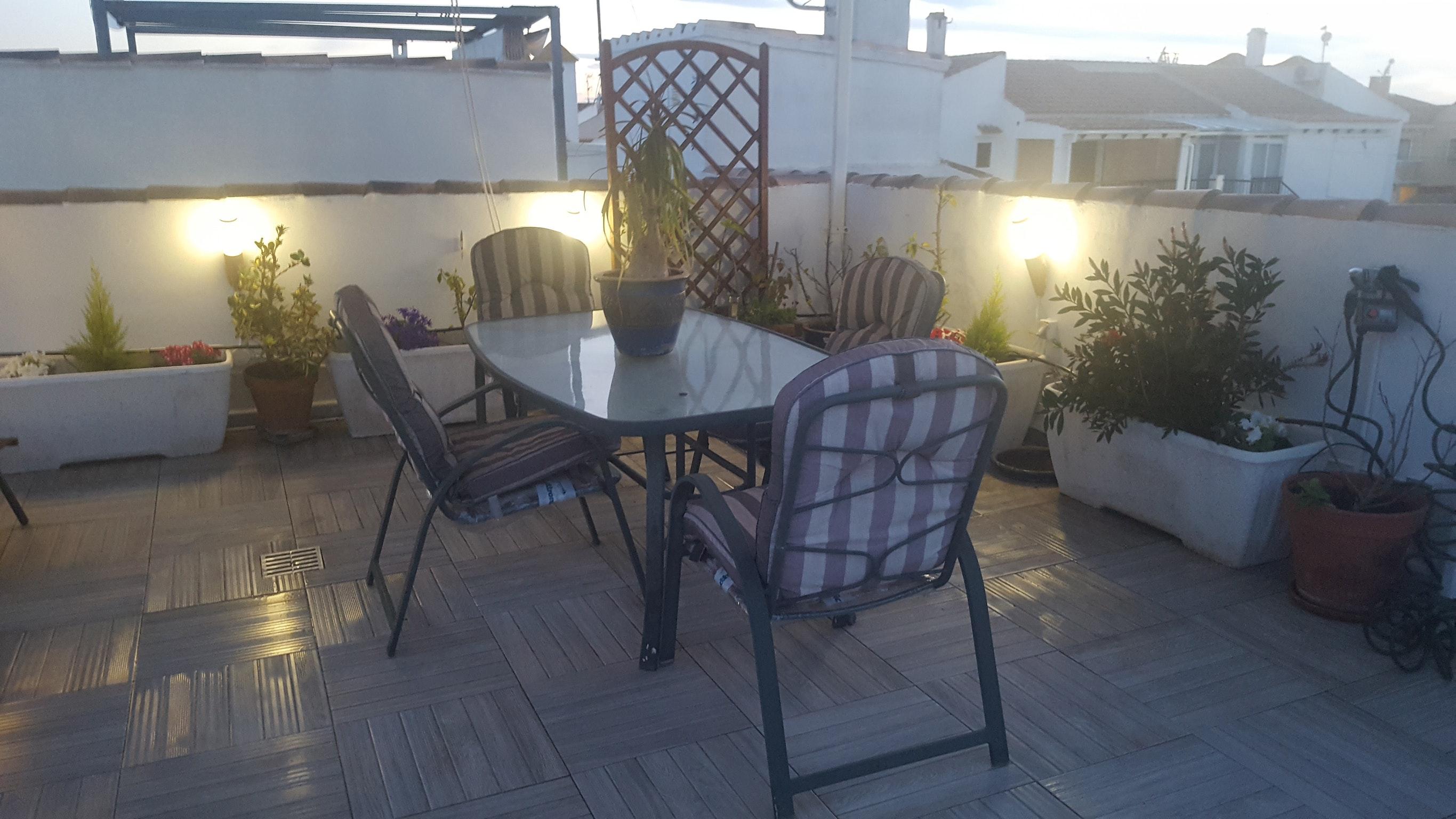 Ferienhaus Sonniges Haus mit 2 Schlafzimmern, WLAN, Swimmingpool und Solarium nahe Torrevieja - 1km z (2202043), Torrevieja, Costa Blanca, Valencia, Spanien, Bild 24