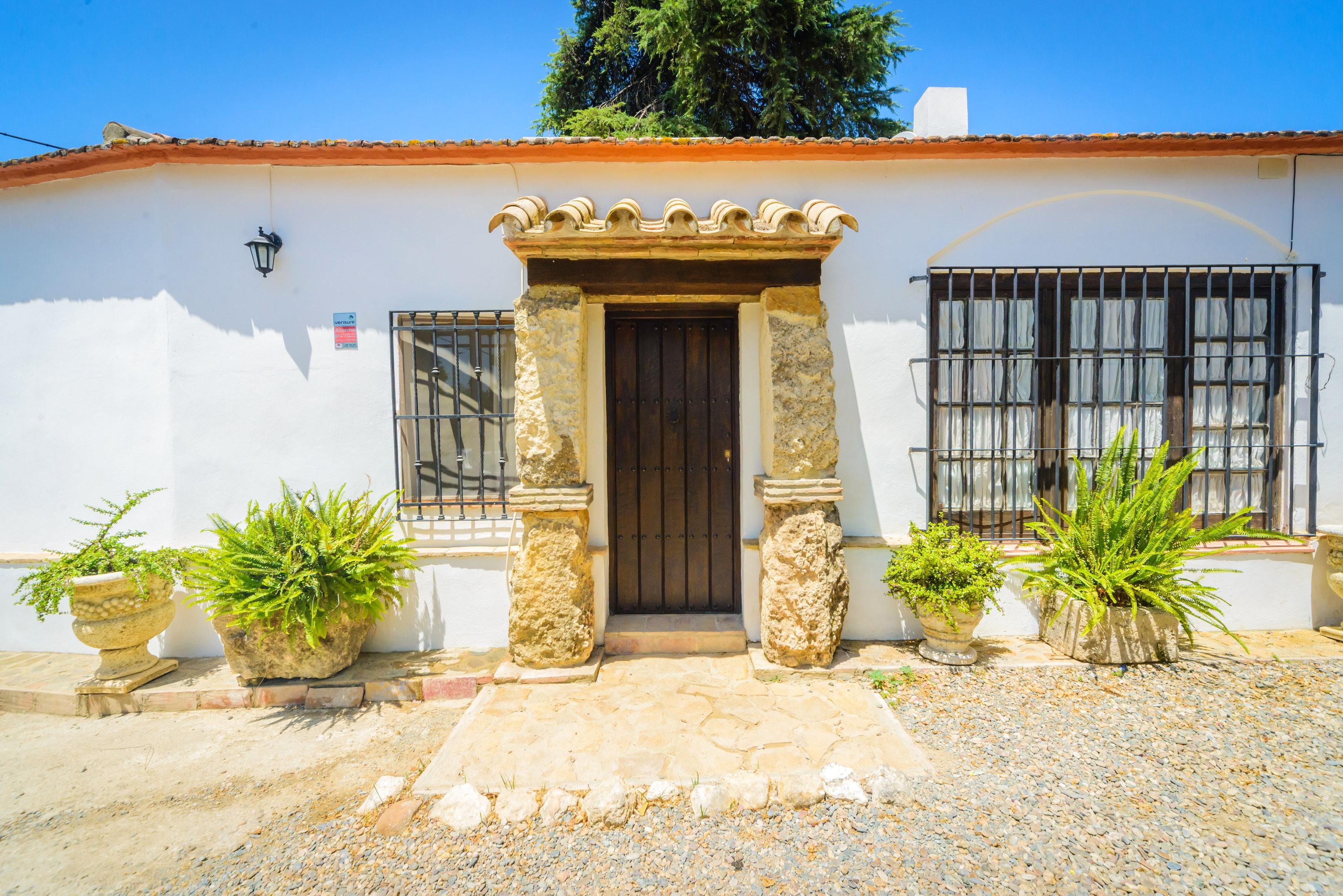 Ferienhaus Villa mit 3 Schlafzimmern in Peñaflor mit privatem Pool, eingezäuntem Garten und W-LAN (2208249), Peñaflor, Sevilla, Andalusien, Spanien, Bild 31