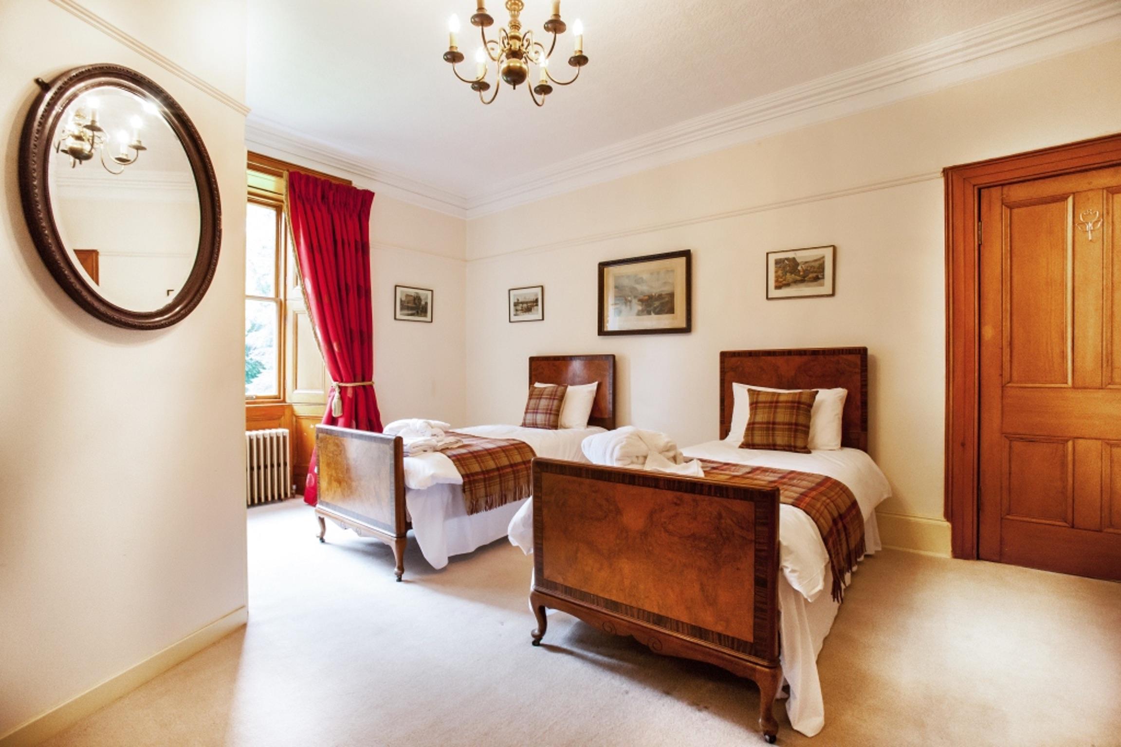 Holiday house Viktorianisches Herrenhaus in Schottland mit sieben Schlafzimmern, riesigem Garten und Par (2202064), Moffat, Southern Scotland, Scotland, United Kingdom, picture 14