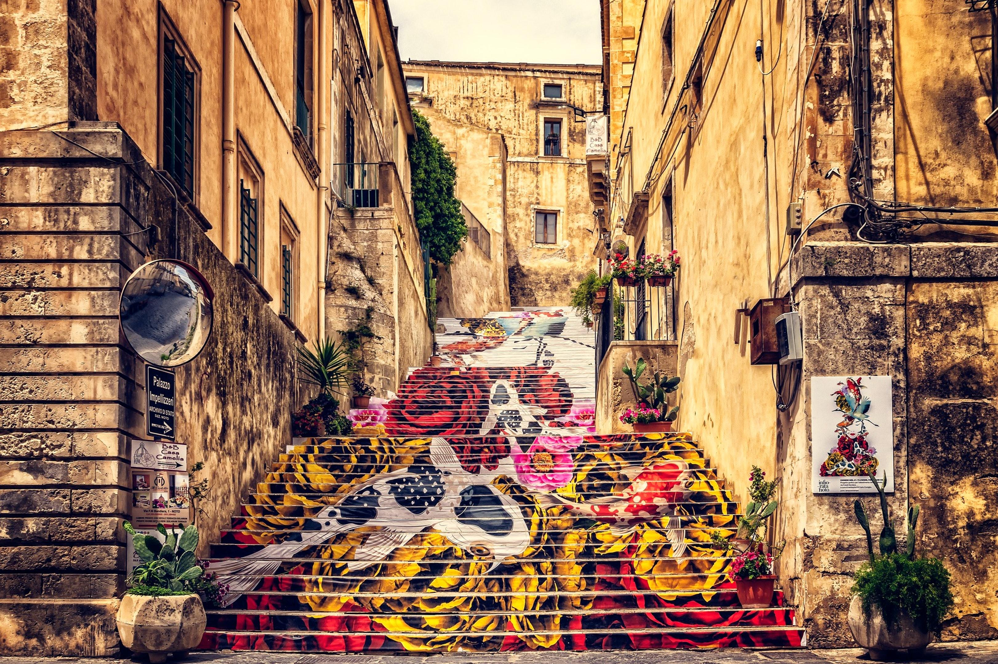 Holiday house Haus mit 2 Schlafzimmern in Niscemi mit herrlichem Meerblick und eingezäuntem Garten - 20  (2339387), Niscemi, Caltanissetta, Sicily, Italy, picture 15