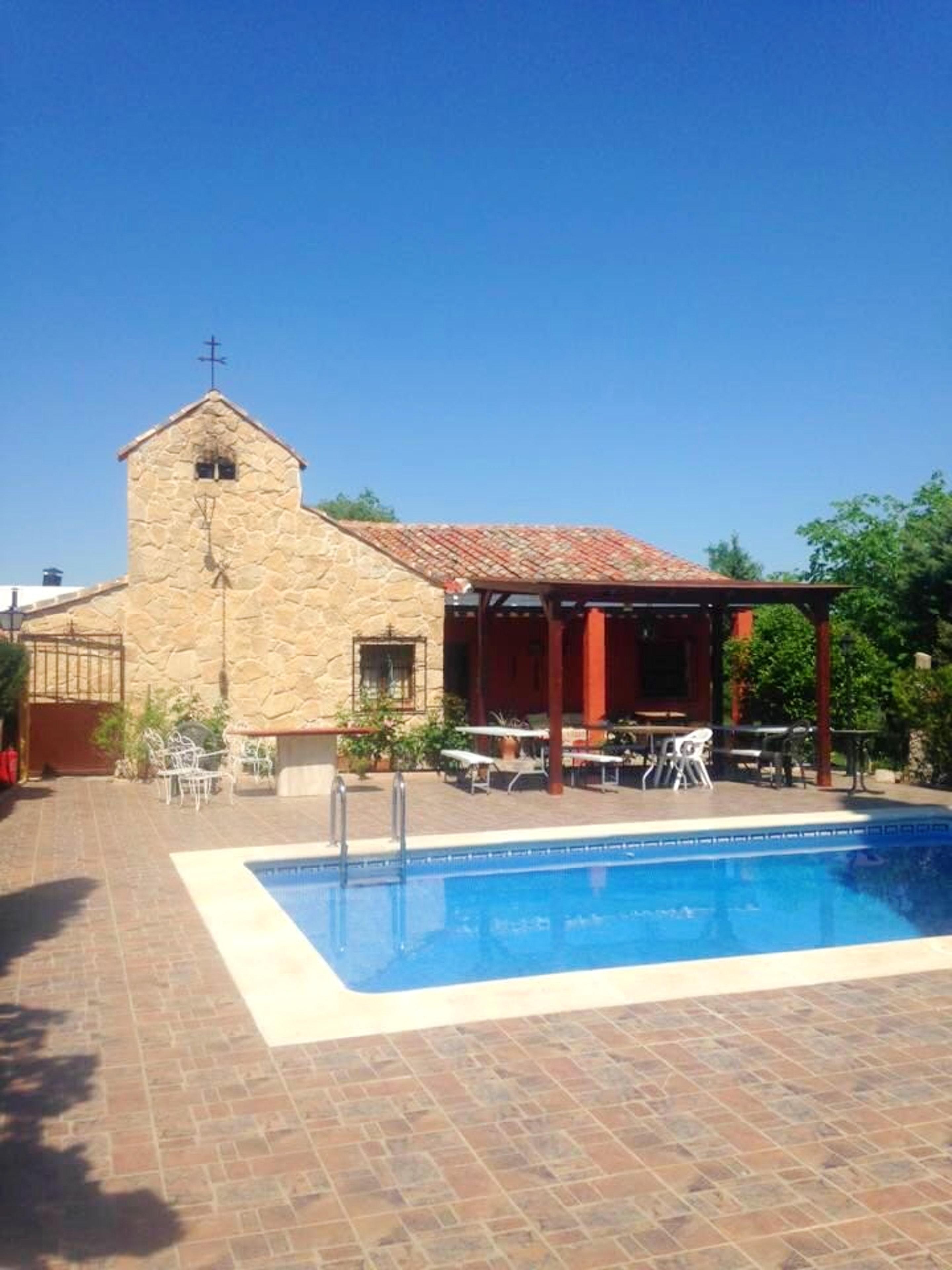 Ferienhaus Haus mit 7 Schlafzimmern in Burguillos de Toledo mit privatem Pool und eingezäuntem Garten (2299203), Burguillos de Toledo, Toledo, Kastilien-La Mancha, Spanien, Bild 29