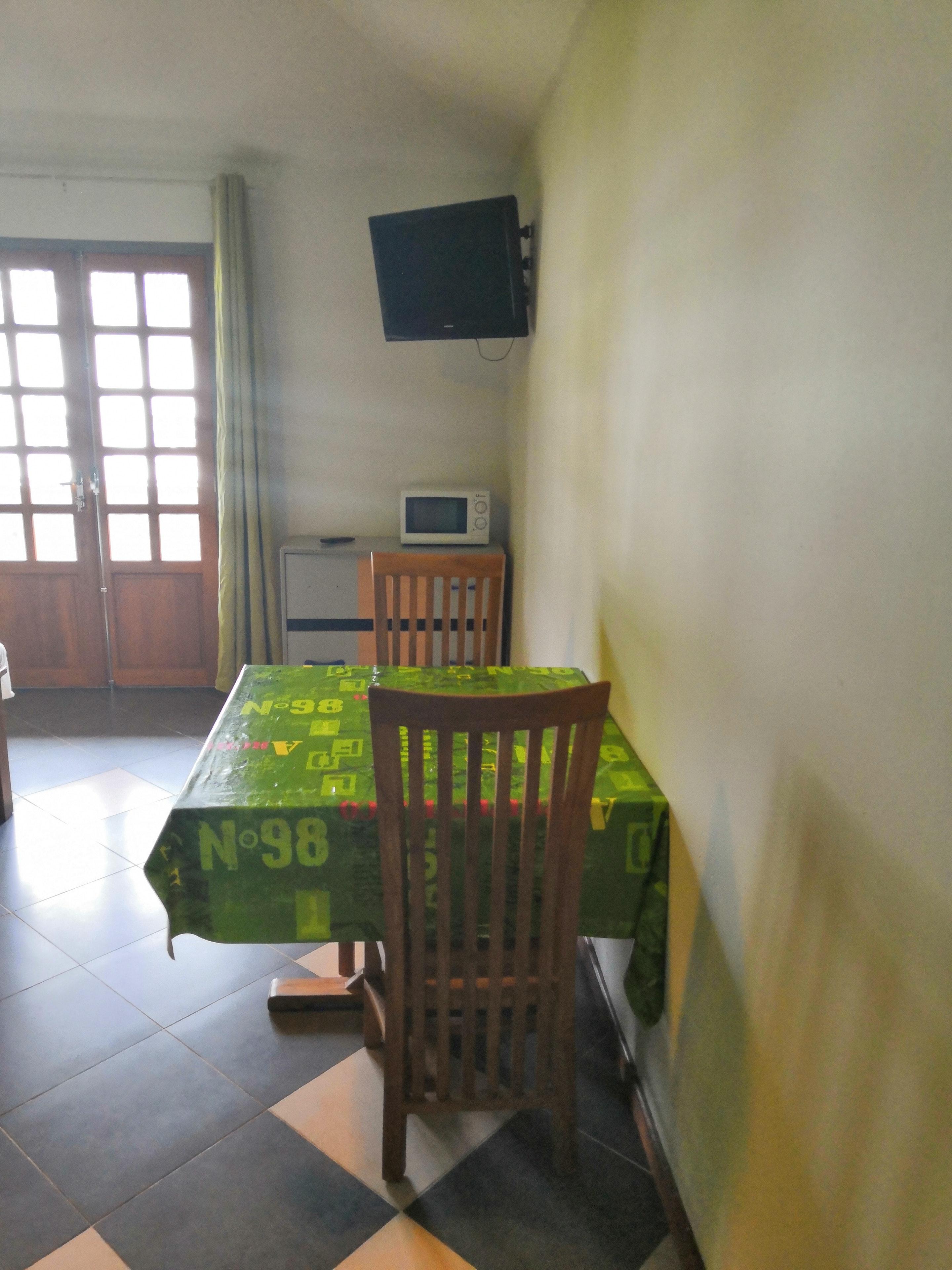 Studio in Salazie mit toller Aussicht auf die Berg Ferienwohnung in Afrika