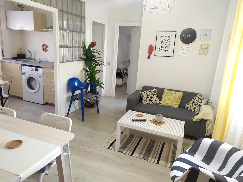 Ferienwohnung Wohnung mit 2 Schlafzimmern in Tudela mit schöner Aussicht auf die Stadt, möblierter Terra (2708241), Tudela, , Navarra, Spanien, Bild 29