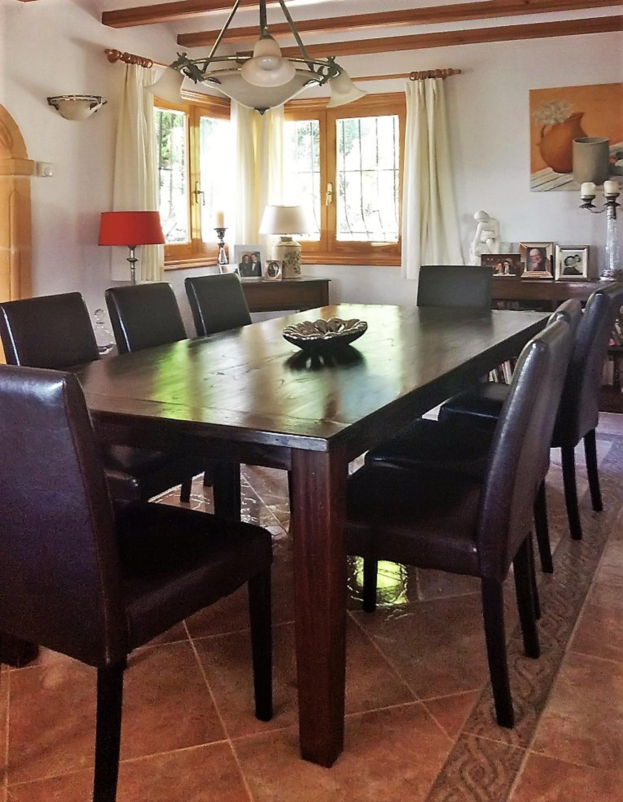Ferienhaus Geräumige Villa mit fünf Schlafzimmer in Javea mit möblierter Terrasse, Pool und toller Au (2201168), Jávea, Costa Blanca, Valencia, Spanien, Bild 7