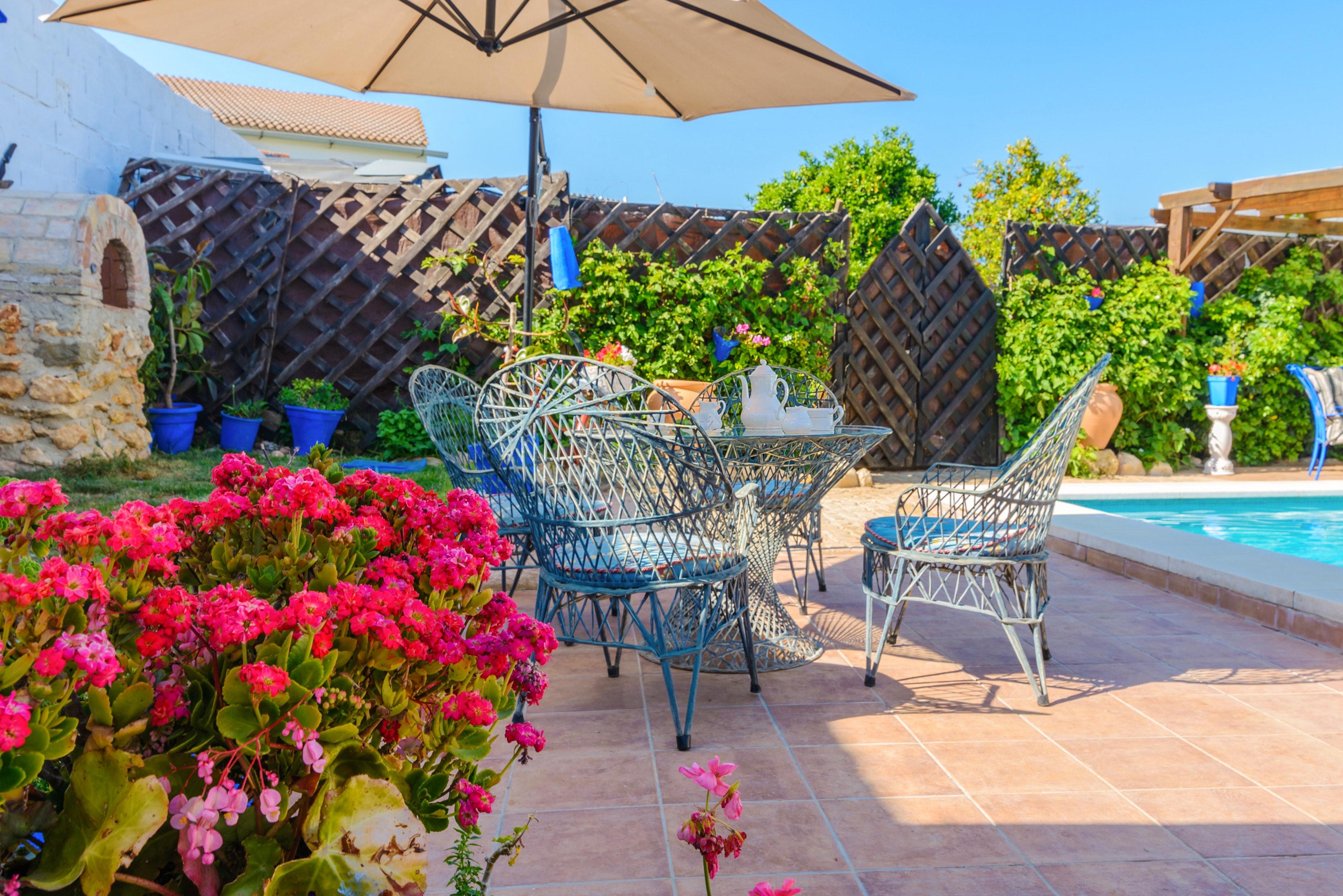 Ferienhaus Villa mit 3 Schlafzimmern in Peñaflor mit privatem Pool, eingezäuntem Garten und W-LAN (2208249), Peñaflor, Sevilla, Andalusien, Spanien, Bild 32