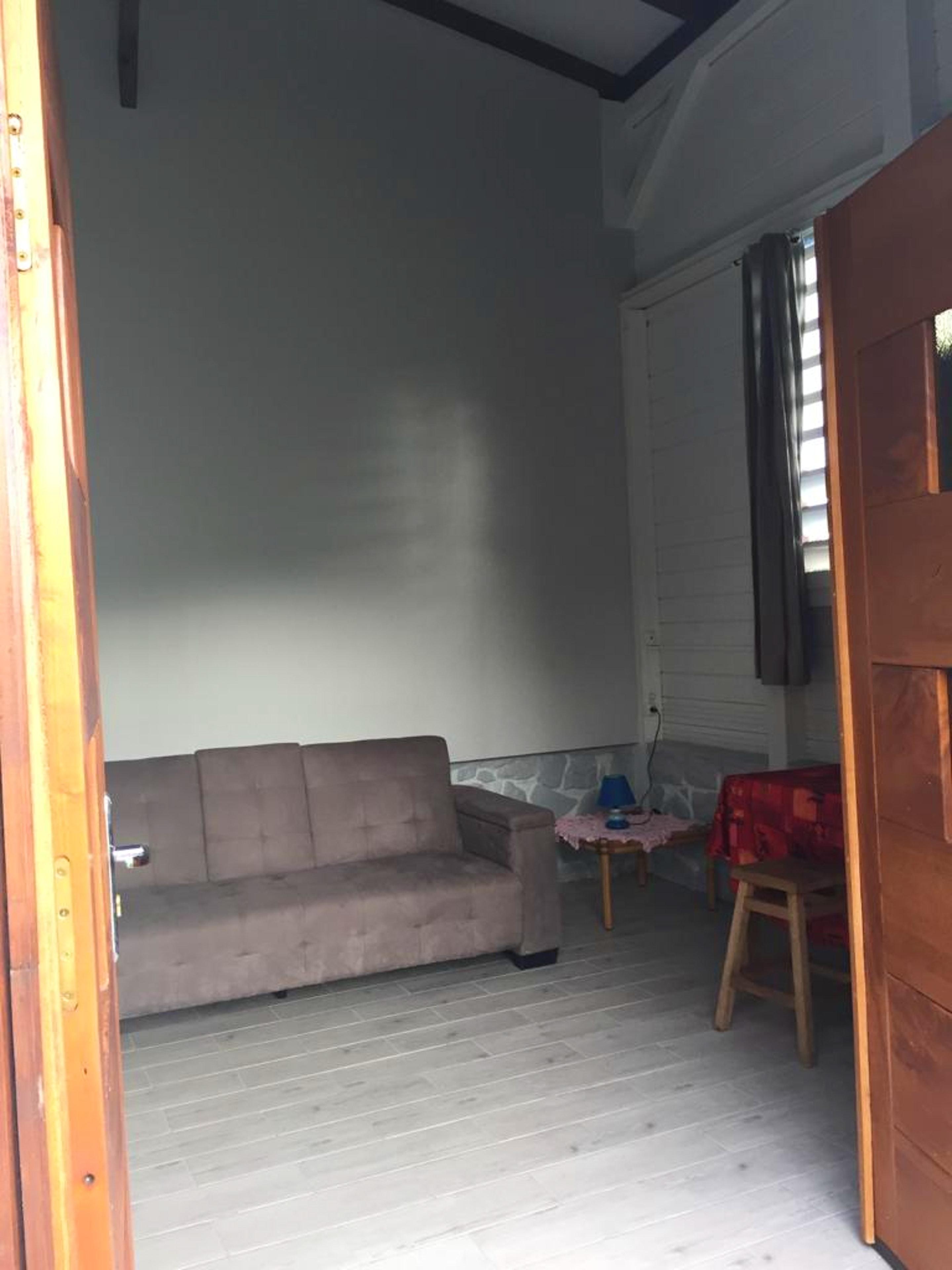 Studio in Trois Rivieres mit toller Aussicht auf d Ferienwohnung in Guadeloupe
