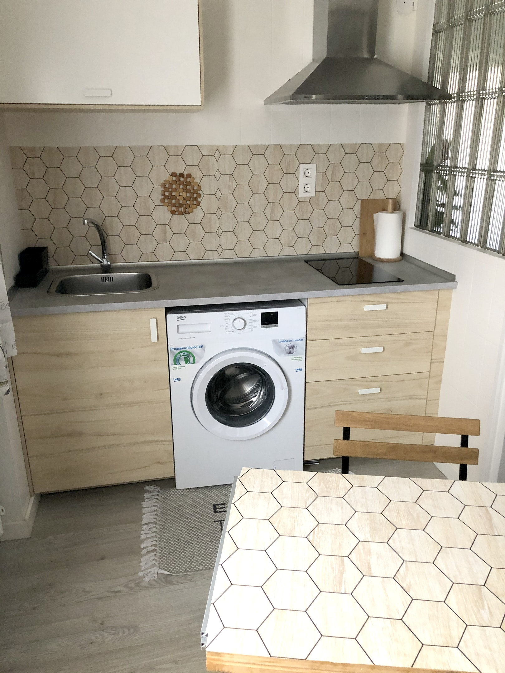 Ferienwohnung Wohnung mit 2 Schlafzimmern in Tudela mit schöner Aussicht auf die Stadt, möblierter Terra (2708241), Tudela, , Navarra, Spanien, Bild 63