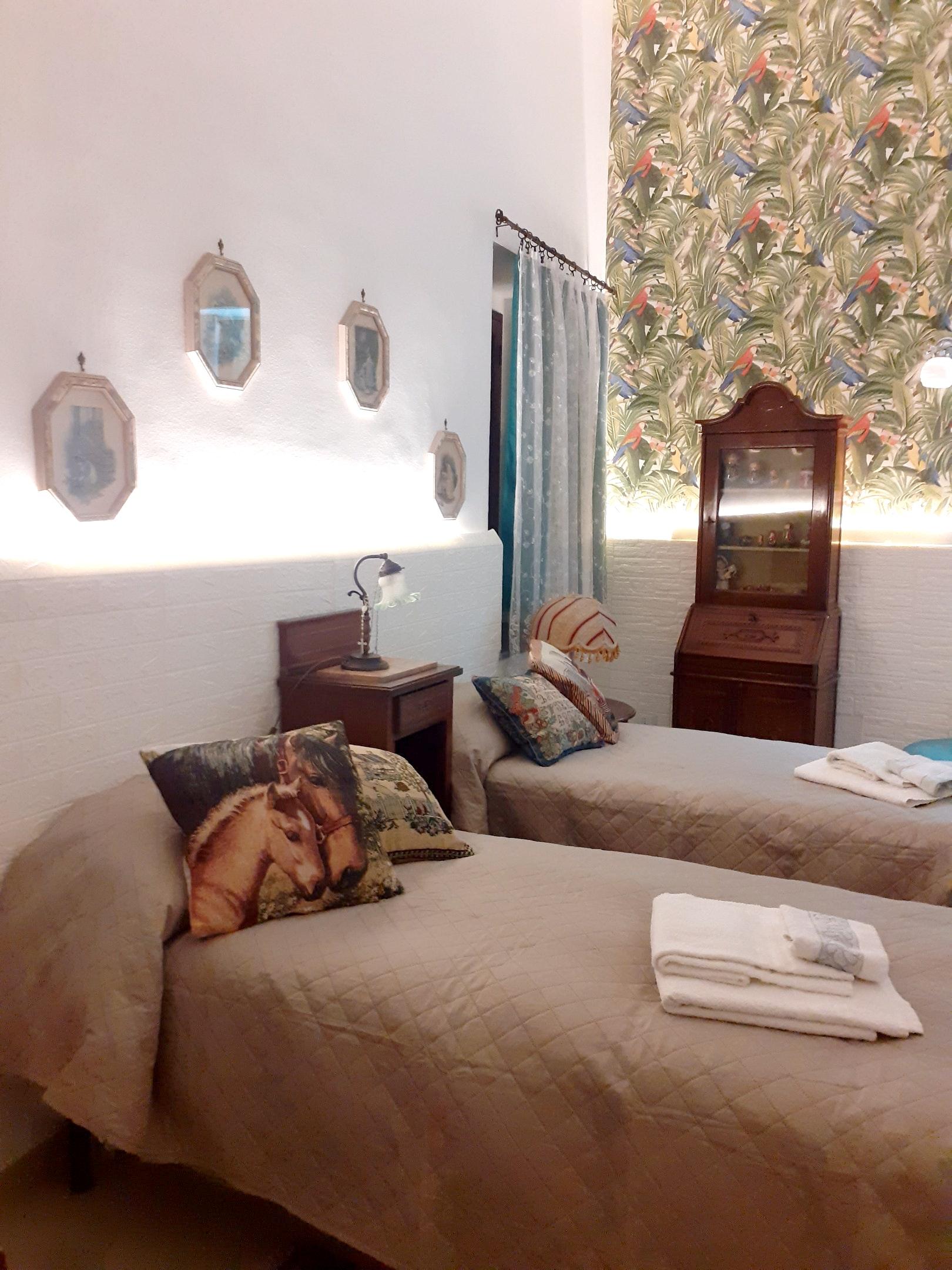 Appartement de vacances Wohnung mit einem Schlafzimmer in Catania mit W-LAN - 5 km vom Strand entfernt (2773143), Catania, Catania, Sicile, Italie, image 45