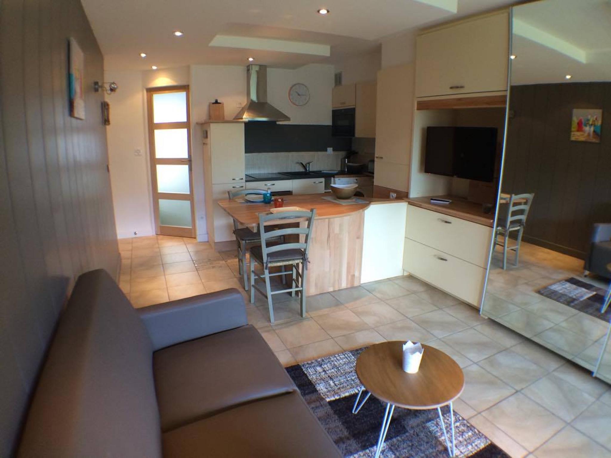 Ferienwohnung Wohnung mit einem Zimmer in Carnac mit möblierter Terrasse (2202608), Carnac, Atlantikküste Morbihan, Bretagne, Frankreich, Bild 5