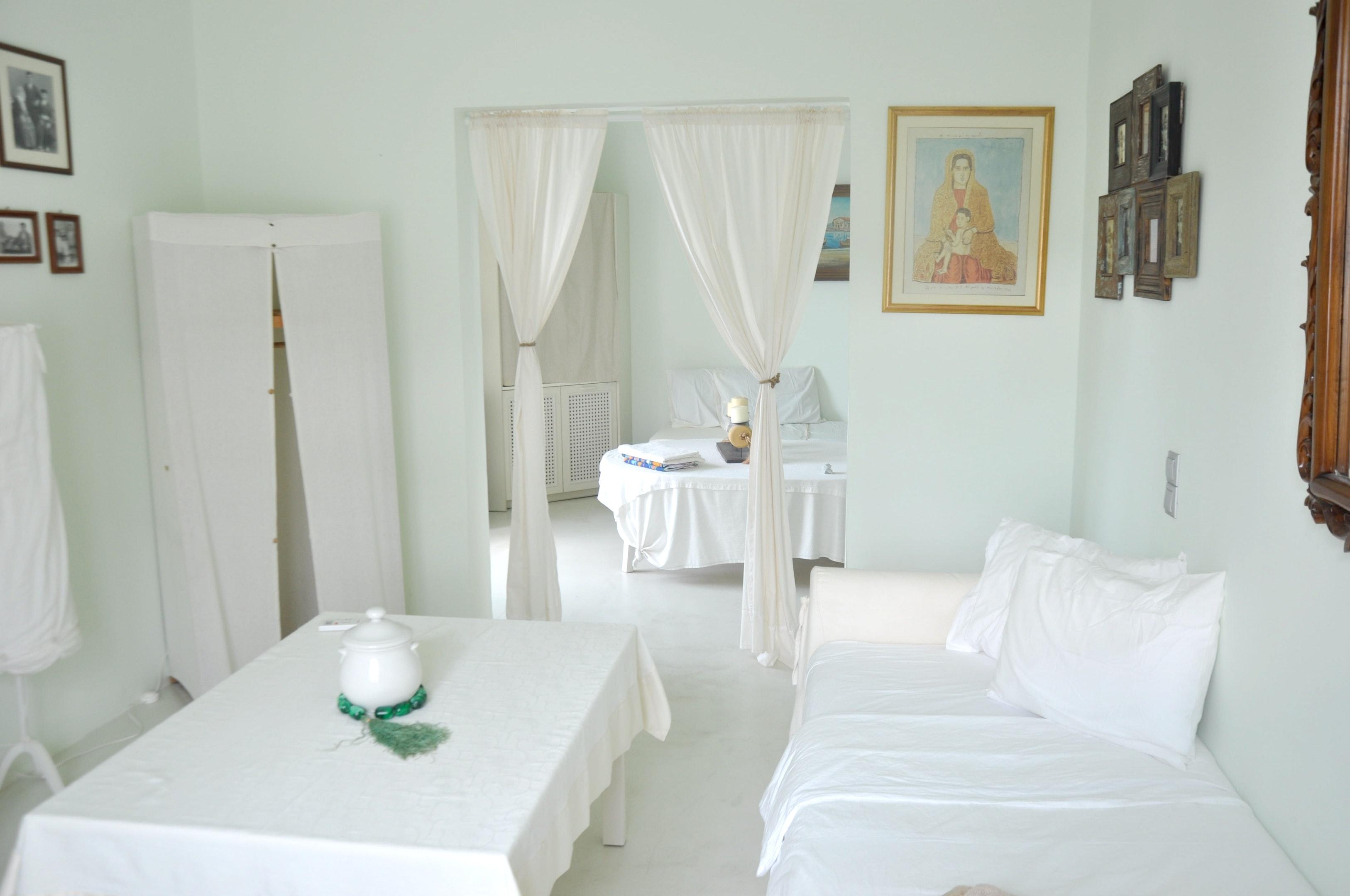 Ferienwohnung Wohnung mit 2 Schlafzimmern in Psathi mit herrlichem Meerblick und möblierter Terrasse - 7 (2201600), Kimolos, Kimolos, Kykladen, Griechenland, Bild 9