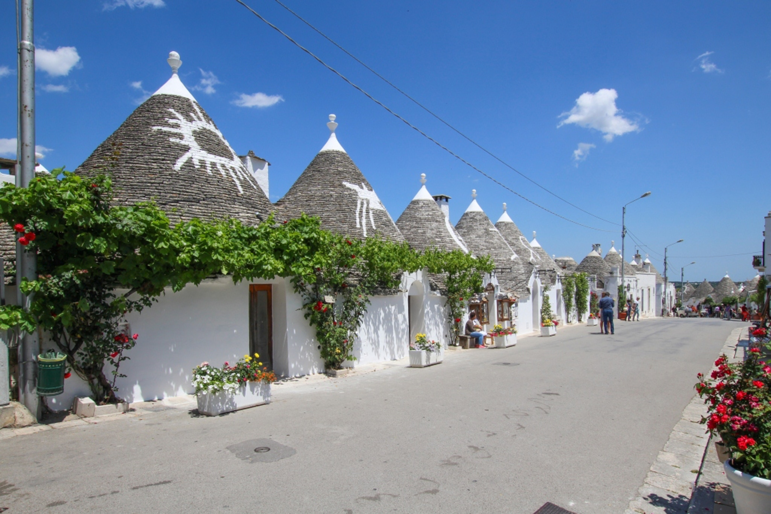 Ferienwohnung Wohnung mit 2 Schlafzimmern in Alberobello mit schöner Aussicht auf die Stadt und W-LAN -  (2201240), Alberobello, Bari, Apulien, Italien, Bild 27