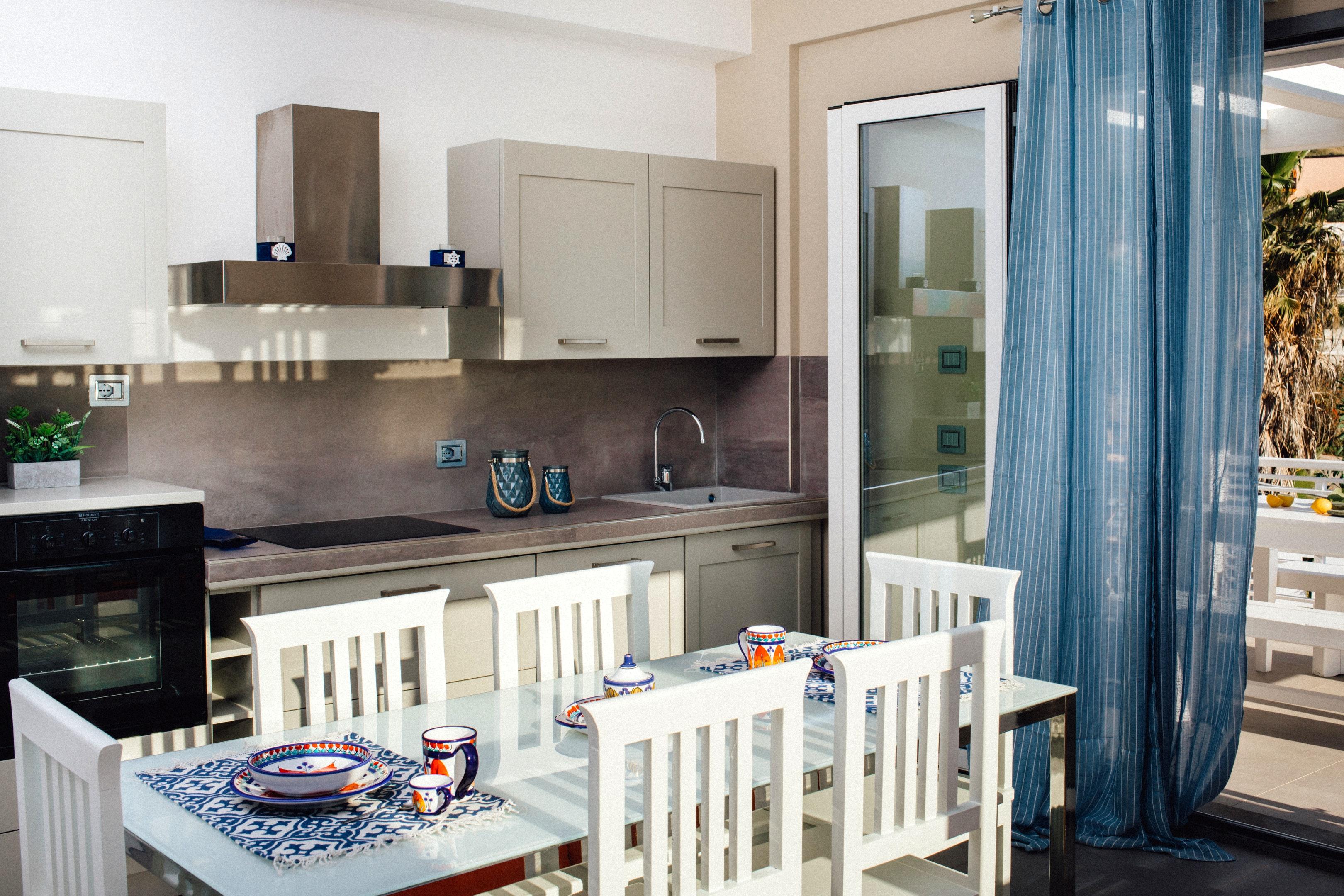 Holiday apartment Wohnung mit einem Schlafzimmer in Balestrate mit herrlichem Meerblick, eingezäuntem Garten (2635382), Balestrate, Palermo, Sicily, Italy, picture 4