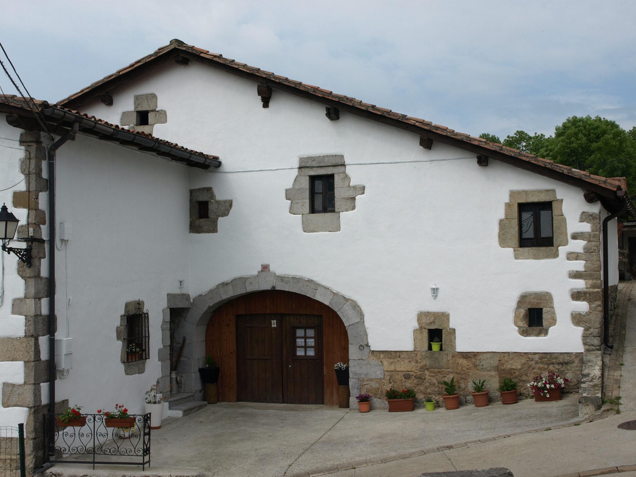 Ferienhaus Haus mit 5 Schlafzimmern in Baráibar mit toller Aussicht auf die Berge, möbliertem Garten  (2541138), Baraibar, , Navarra, Spanien, Bild 27