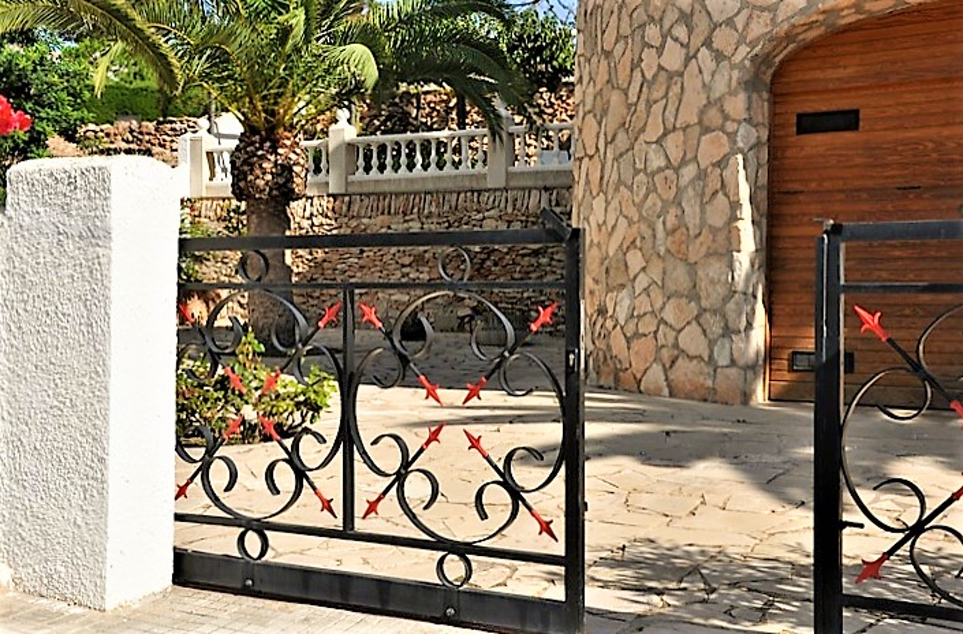 Ferienhaus Villa mit 3 Schlafzimmern in Ampolla mit herrlichem Meerblick, privatem Pool, möbliertem G (2201036), L'Ampolla, Costa Dorada, Katalonien, Spanien, Bild 7