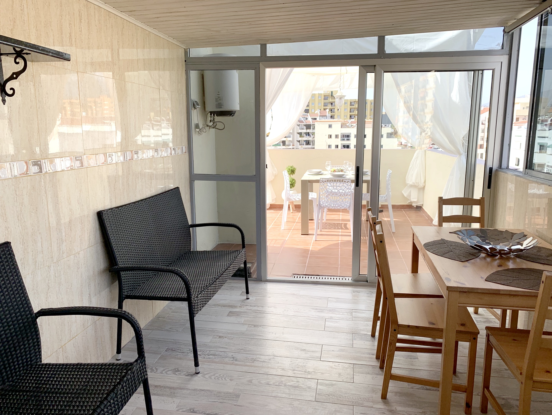 Appartement de vacances Wohnung mit 2 Schlafzimmern in Los Cristianos mit toller Aussicht auf die Berge, eingezäun (2202481), Los Cristianos, Ténérife, Iles Canaries, Espagne, image 10