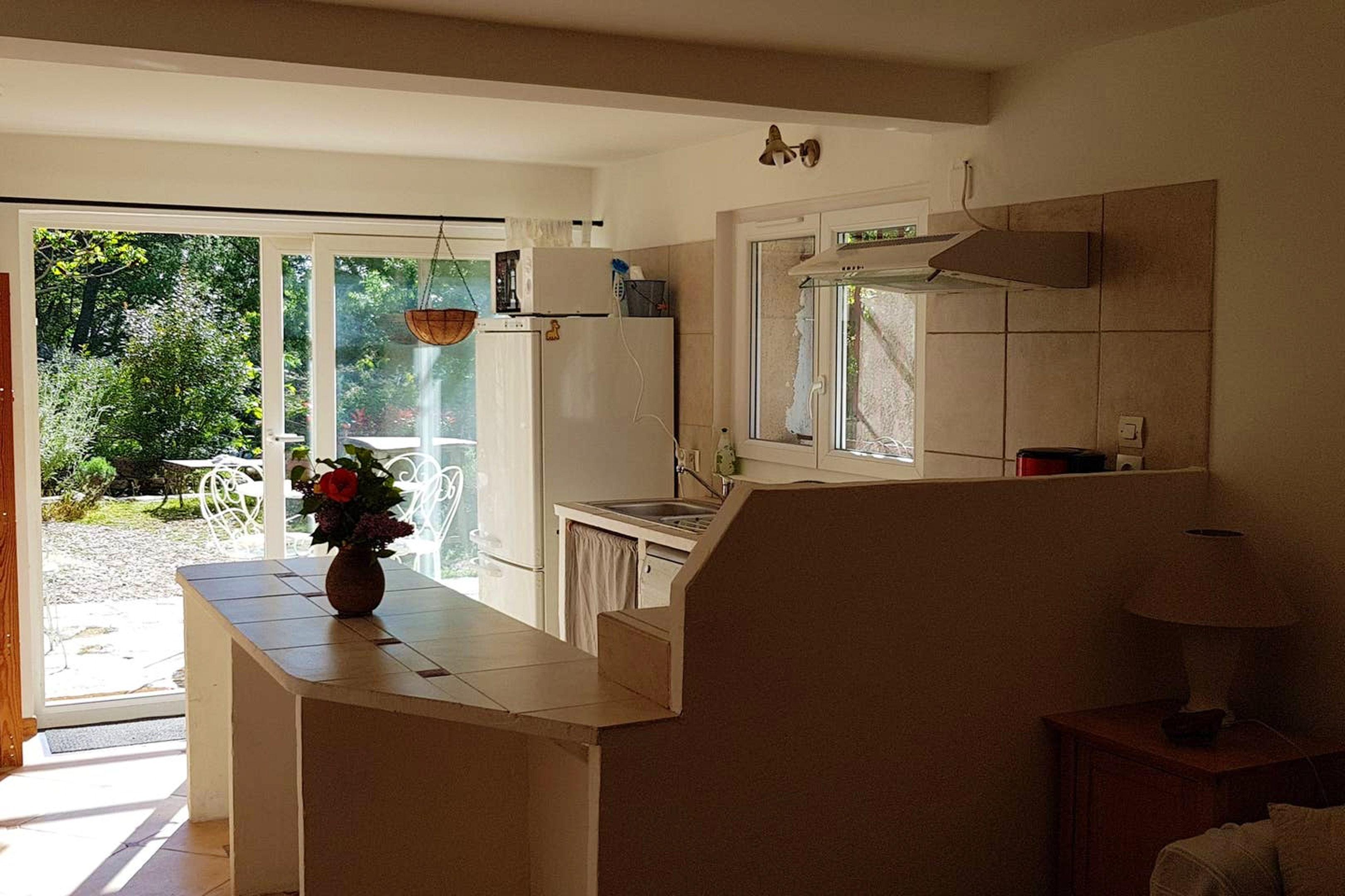 Holiday apartment Wohnung mit einem Schlafzimmer in Grambois mit Pool, eingezäuntem Garten und W-LAN (2818942), Grambois, Vaucluse, Provence - Alps - Côte d'Azur, France, picture 2
