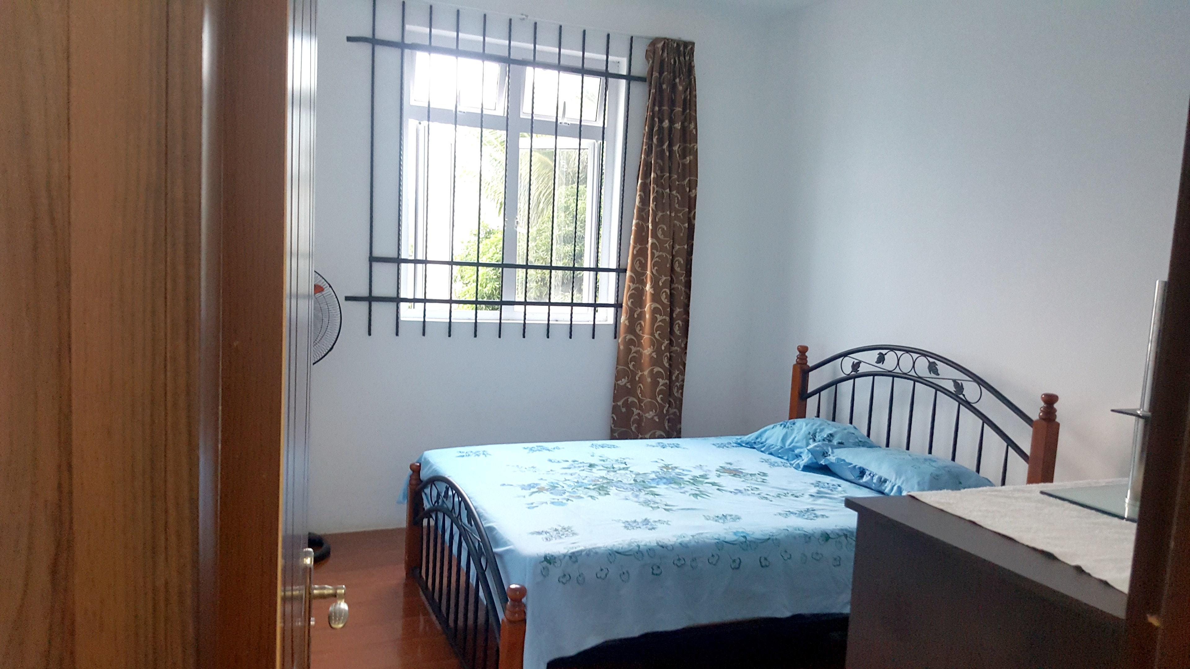 Wohnung mit 2 Schlafzimmern in Flic en Flac mit to Ferienwohnung in Afrika