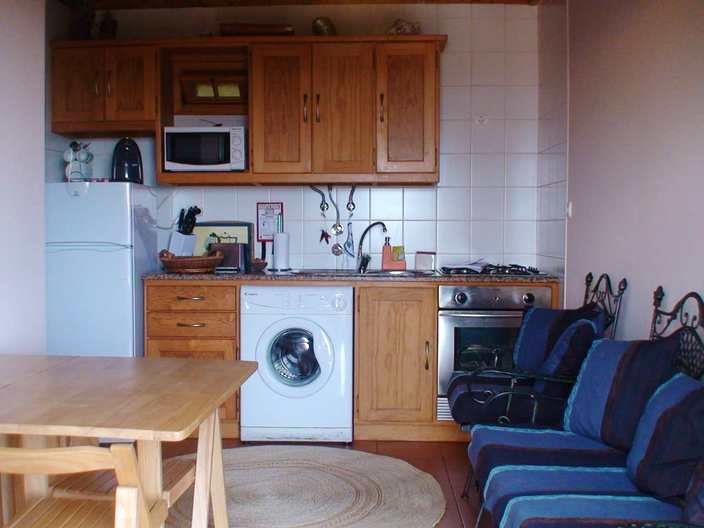 Ferienhaus Haus mit 2 Schlafzimmern in Prainha mit herrlichem Meerblick, möblierter Terrasse und W-LA (2730065), Prainha, Pico, Azoren, Portugal, Bild 4