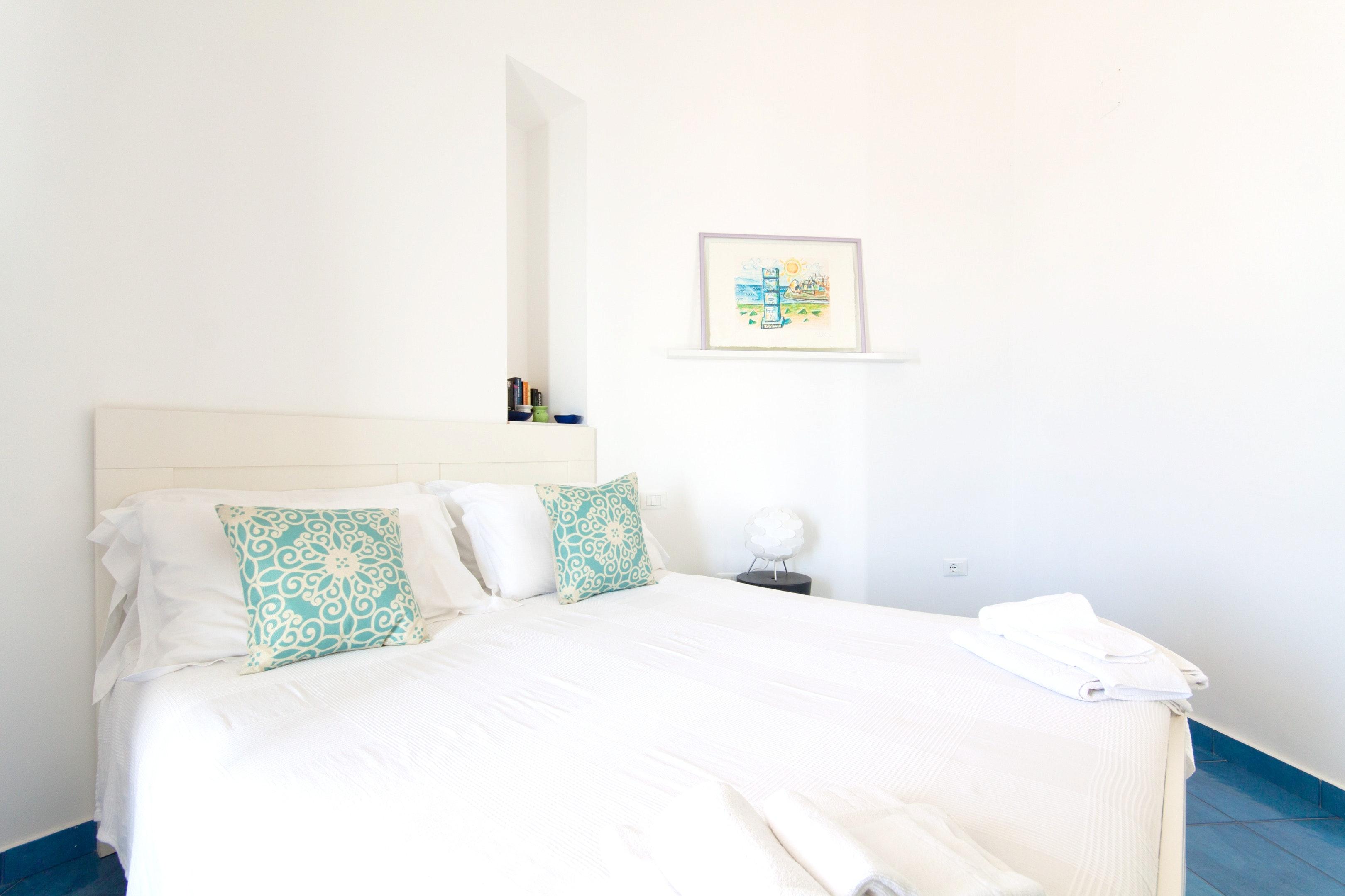 Holiday apartment Wohnung mit 3 Schlafzimmern in Piano di Trappeto mit herrlichem Meerblick, möblierter Terr (2271436), Balestrate, Palermo, Sicily, Italy, picture 20