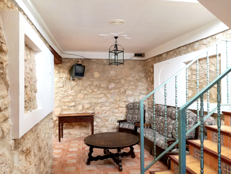 Ferienhaus Haus mit 3 Schlafzimmern in Rossell mit herrlichem Meerblick und eingezäuntem Garten - 35  (2202082), Rossell, Provinz Castellón, Valencia, Spanien, Bild 4