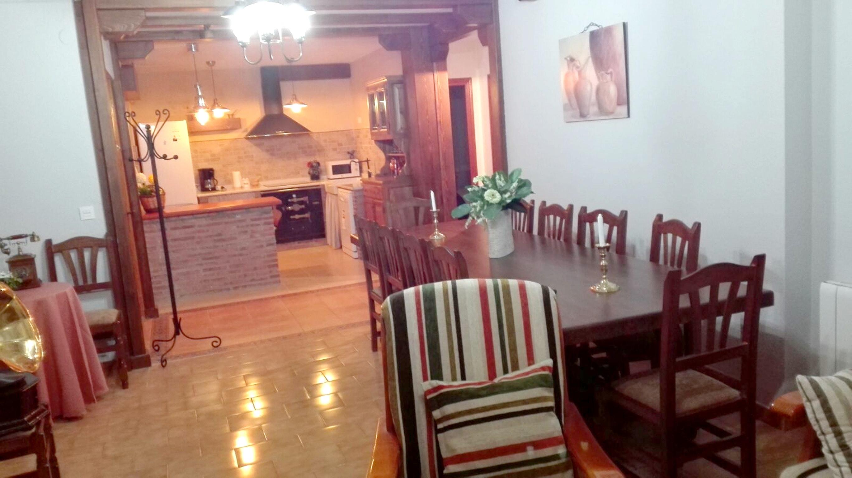 Ferienhaus Haus mit 3 Schlafzimmern in Peral de Arlanza mit eingezäuntem Garten (2201640), Peral de Arlanza, Palencia, Kastilien-León, Spanien, Bild 2
