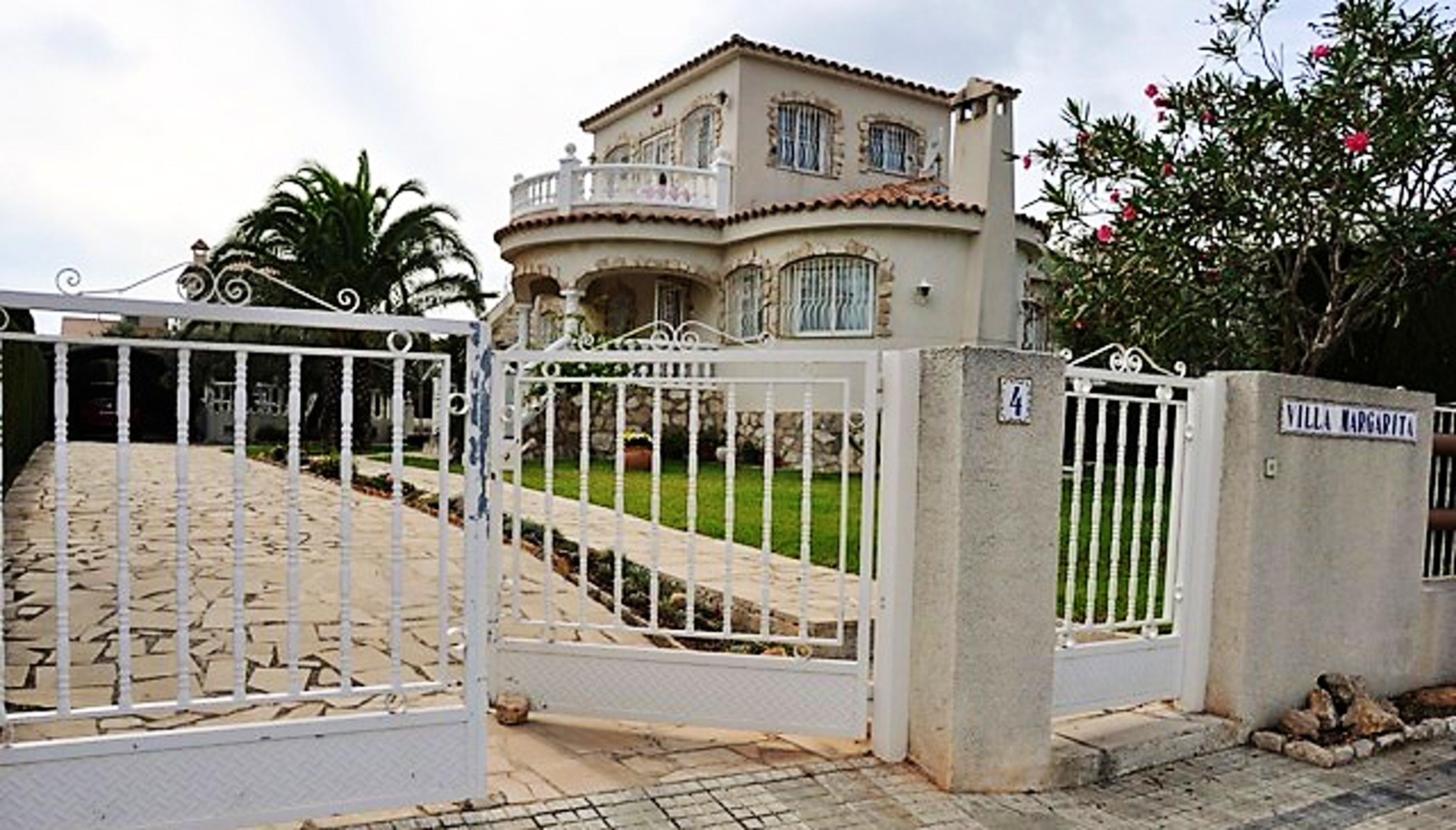 Ferienhaus Villa mit 3 Schlafzimmern in Ampolla mit herrlichem Meerblick, privatem Pool, möbliertem G (2201037), L'Ampolla, Costa Dorada, Katalonien, Spanien, Bild 3