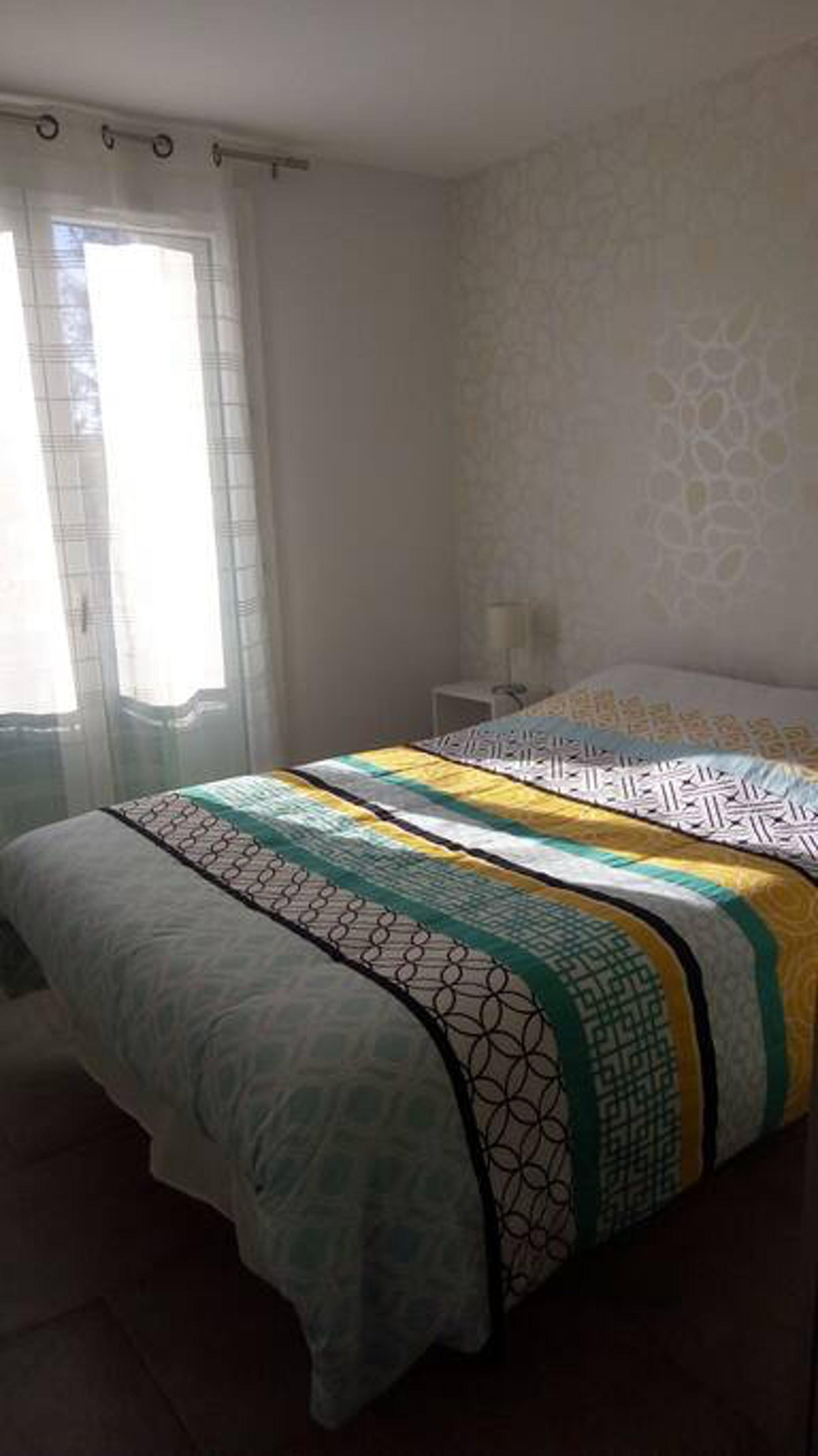Holiday apartment Wohnung mit 2 Schlafzimmern in Le Pradet mit toller Aussicht auf die Berge, möbliertem Bal (2676516), Le Pradet, Côte d'Azur, Provence - Alps - Côte d'Azur, France, picture 4