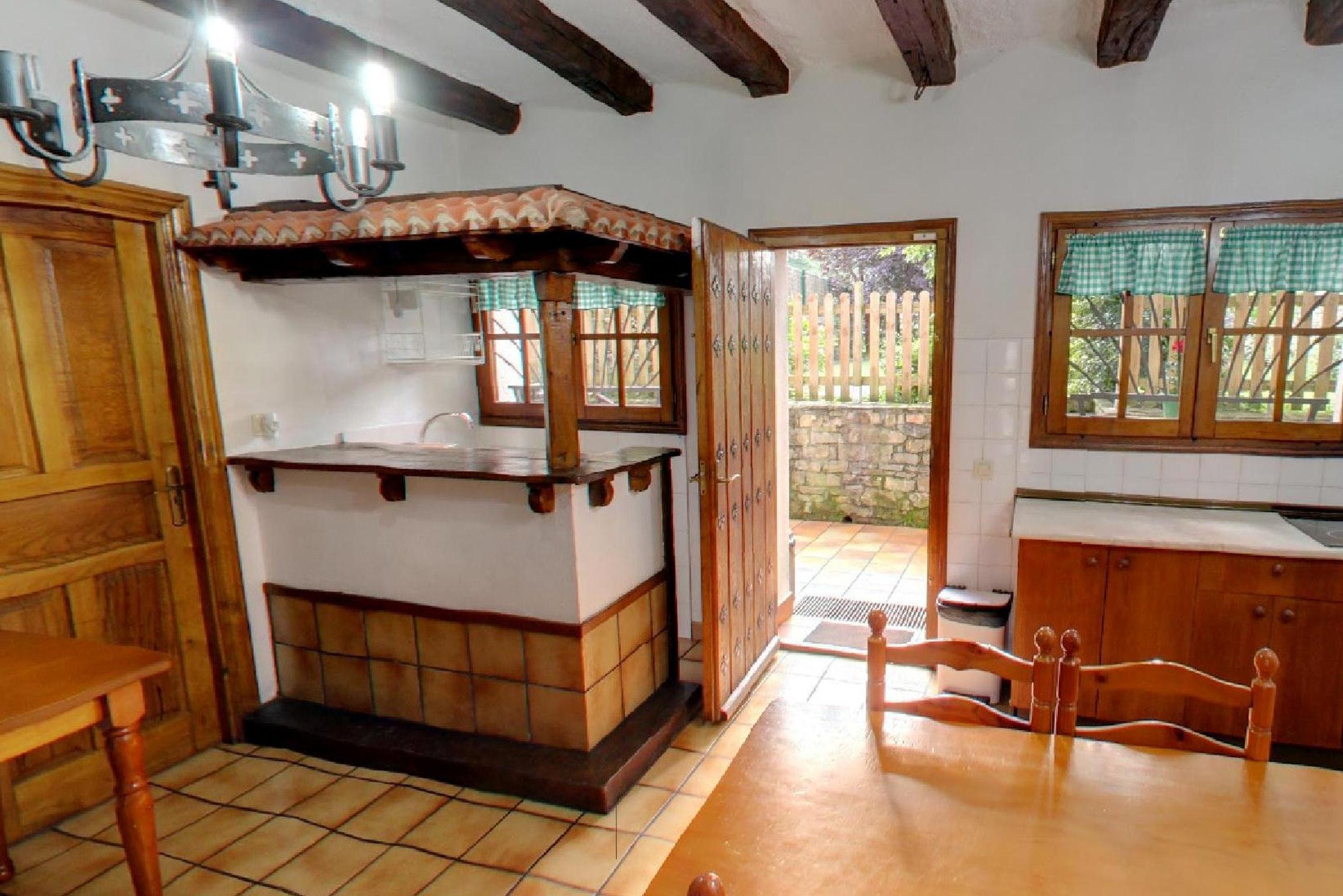 Ferienhaus Haus mit 6 Schlafzimmern in Lizaso mit eingezäuntem Garten und W-LAN - 500 m vom Strand en (2599807), Lizaso, , Navarra, Spanien, Bild 20