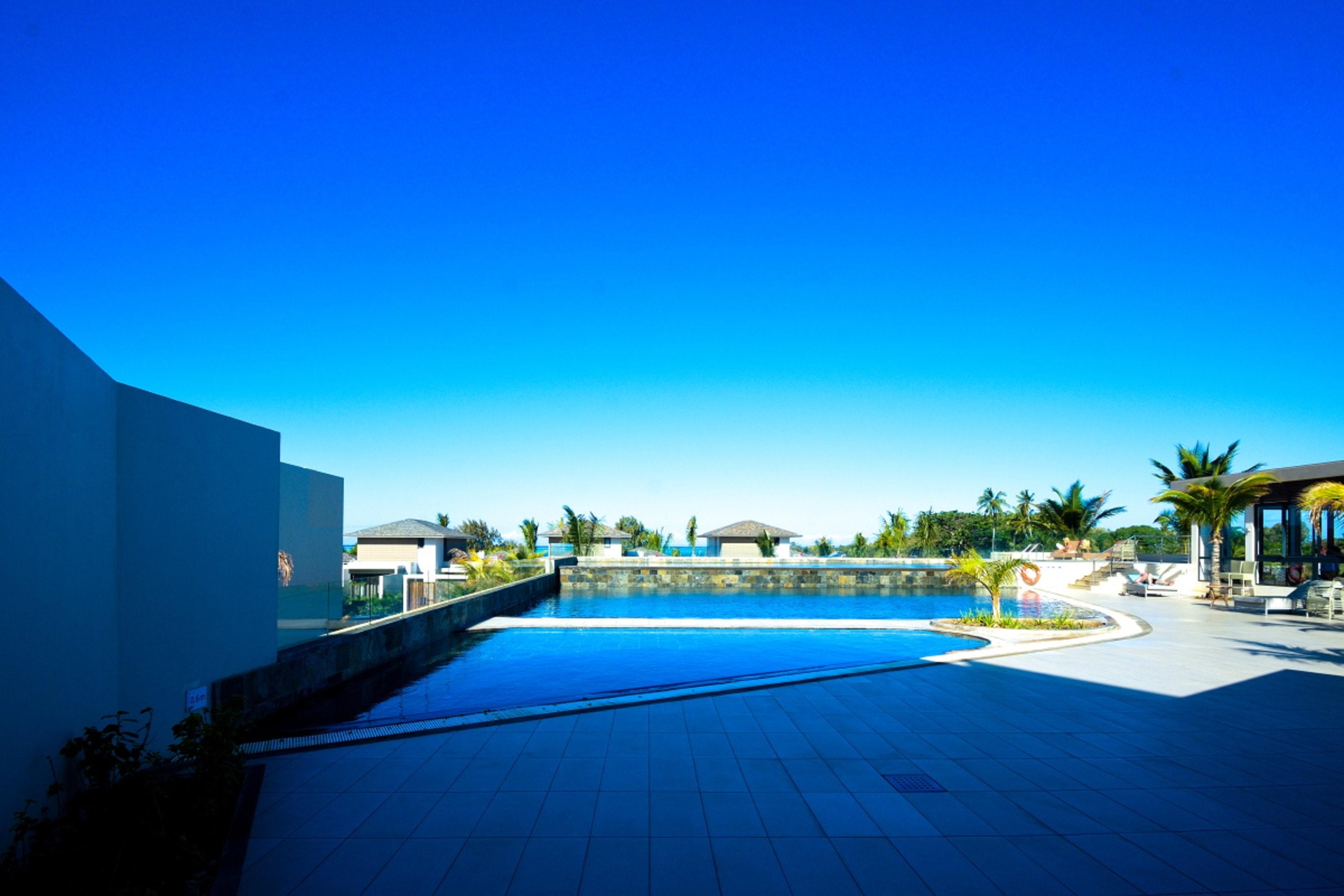 Wohnung mit 3 Schlafzimmern in Roches Noires mit h Ferienwohnung in Afrika