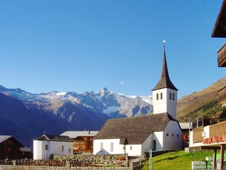 Ferienhaus Hütte mit 3 Schlafzimmern in Bellwald mit toller Aussicht auf die Berge, Balkon und W-LAN (2201041), Bellwald, Aletsch - Goms, Wallis, Schweiz, Bild 13