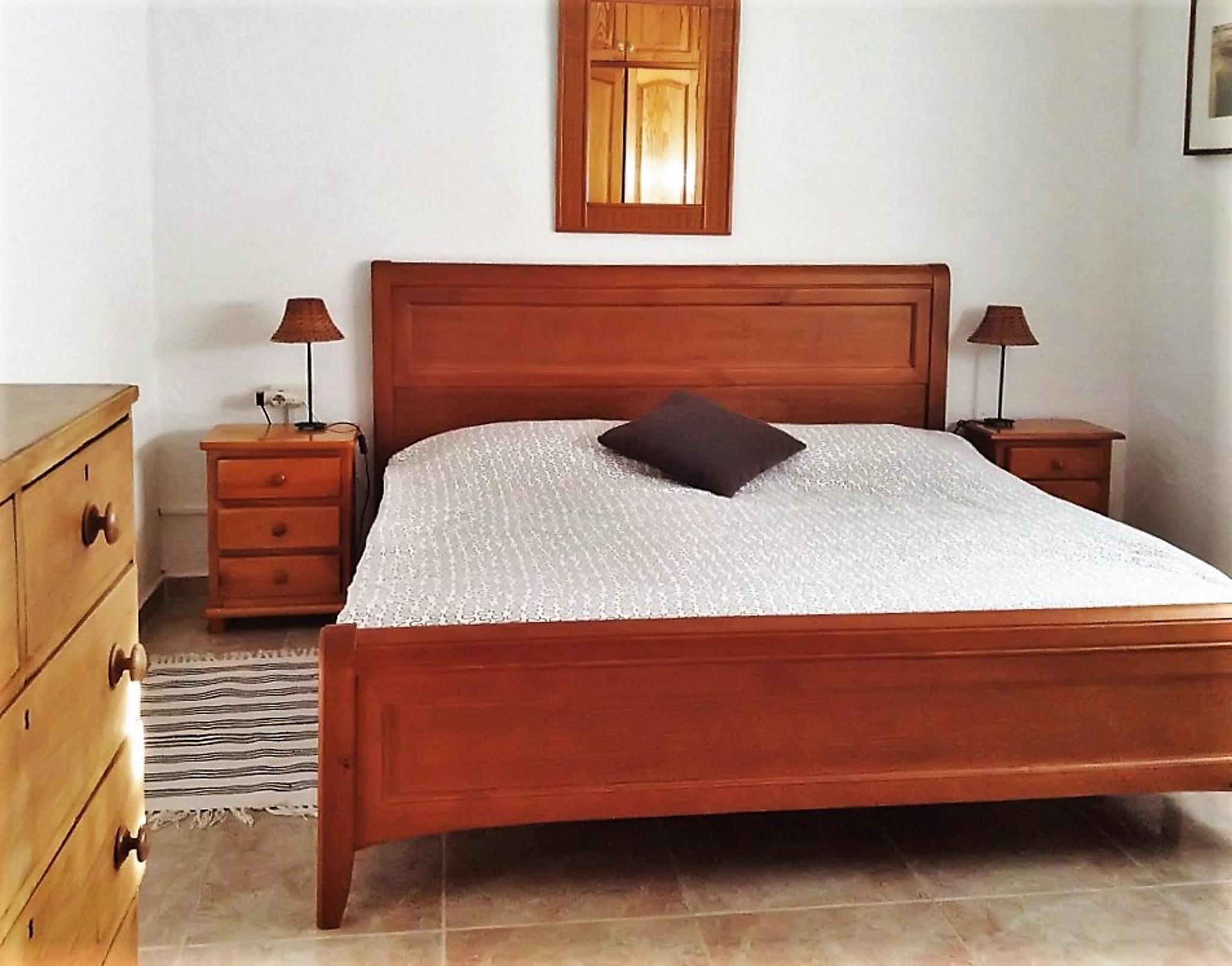 Ferienhaus Geräumige Villa mit fünf Schlafzimmer in Javea mit möblierter Terrasse, Pool und toller Au (2201168), Jávea, Costa Blanca, Valencia, Spanien, Bild 9