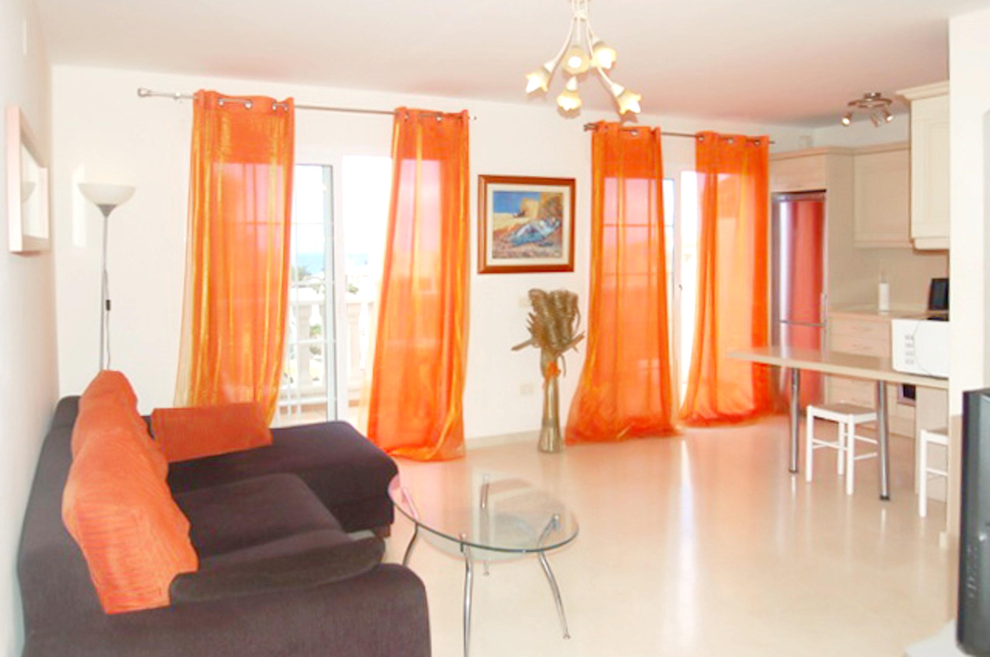 Appartement de vacances Wohnung mit 2 Schlafzimmern in Palm-Mar mit Pool, möblierter Terrasse und W-LAN - 800 m vo (2201692), Palm-Mar, Ténérife, Iles Canaries, Espagne, image 6