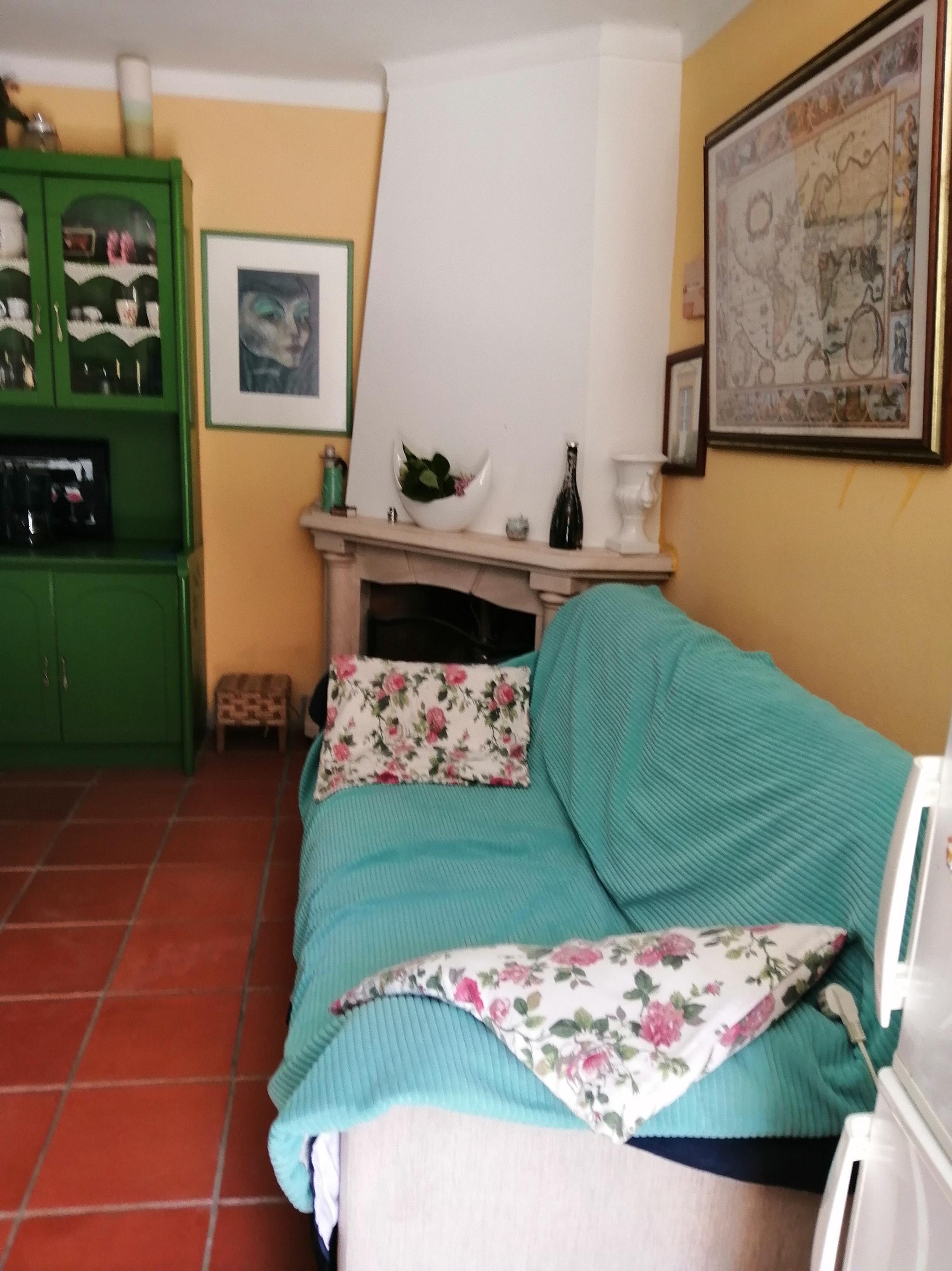 Holiday apartment Studio in Nazaré mit Pool, möbliertem Garten und W-LAN - 7 km vom Strand entfernt (2410449), Nazaré, Costa de Prata, Central-Portugal, Portugal, picture 3