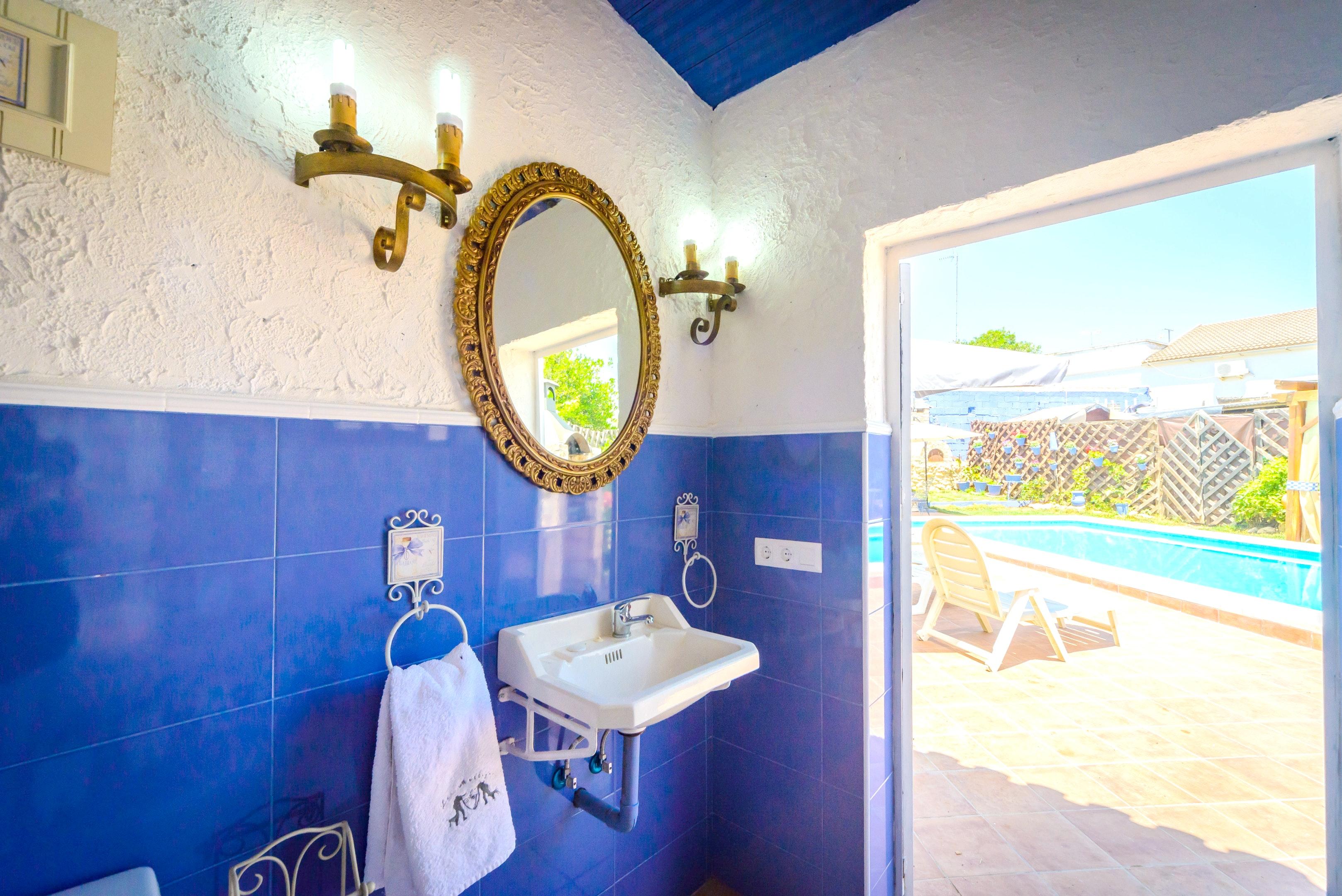 Ferienhaus Villa mit 3 Schlafzimmern in Peñaflor mit privatem Pool, eingezäuntem Garten und W-LAN (2208249), Peñaflor, Sevilla, Andalusien, Spanien, Bild 26
