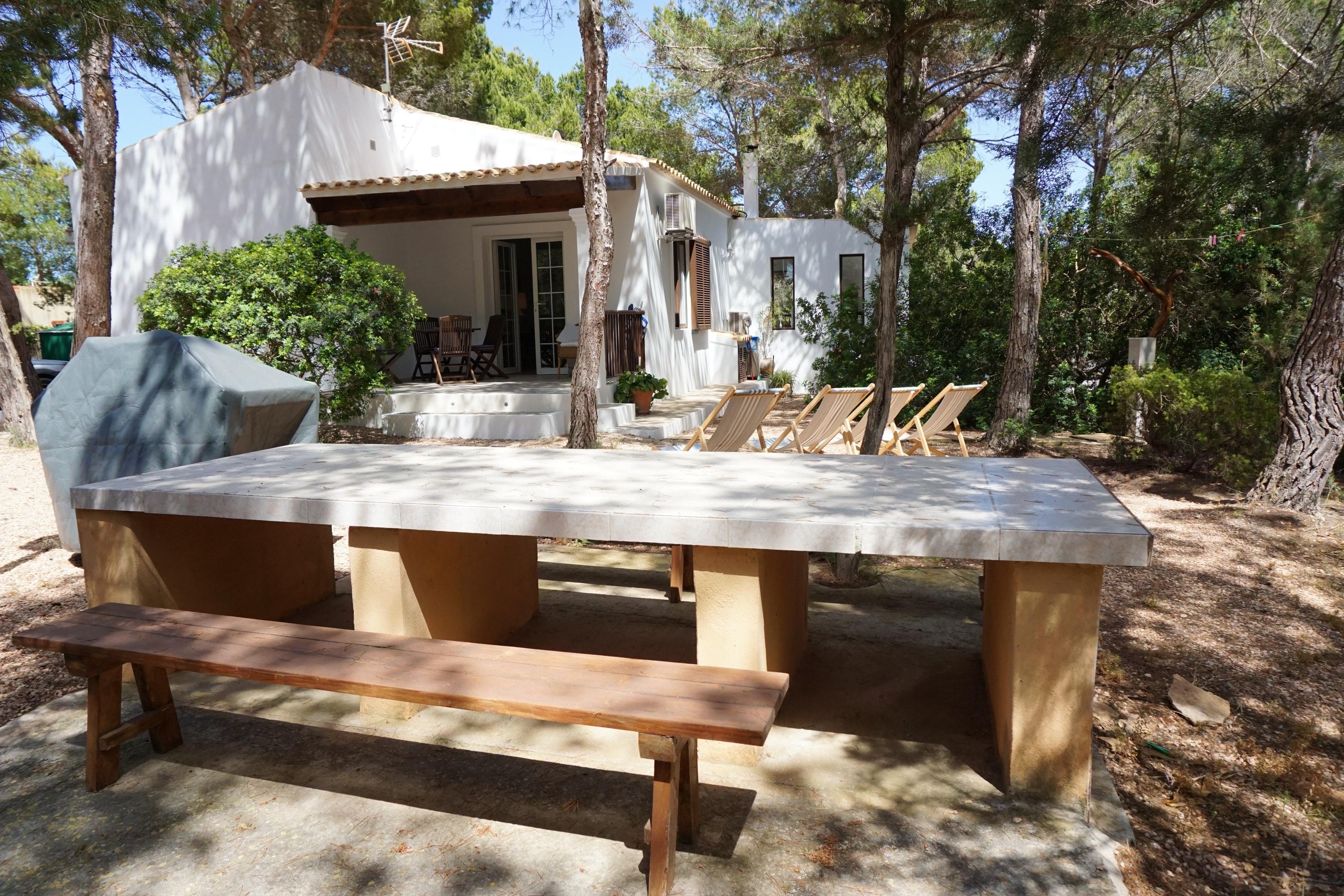 Maison de vacances Haus mit 2 Schlafzimmern in Platja de Migjorn mit möbliertem Garten und W-LAN - 500 m vom  (2401818), San Fernando, Formentera, Iles Baléares, Espagne, image 20