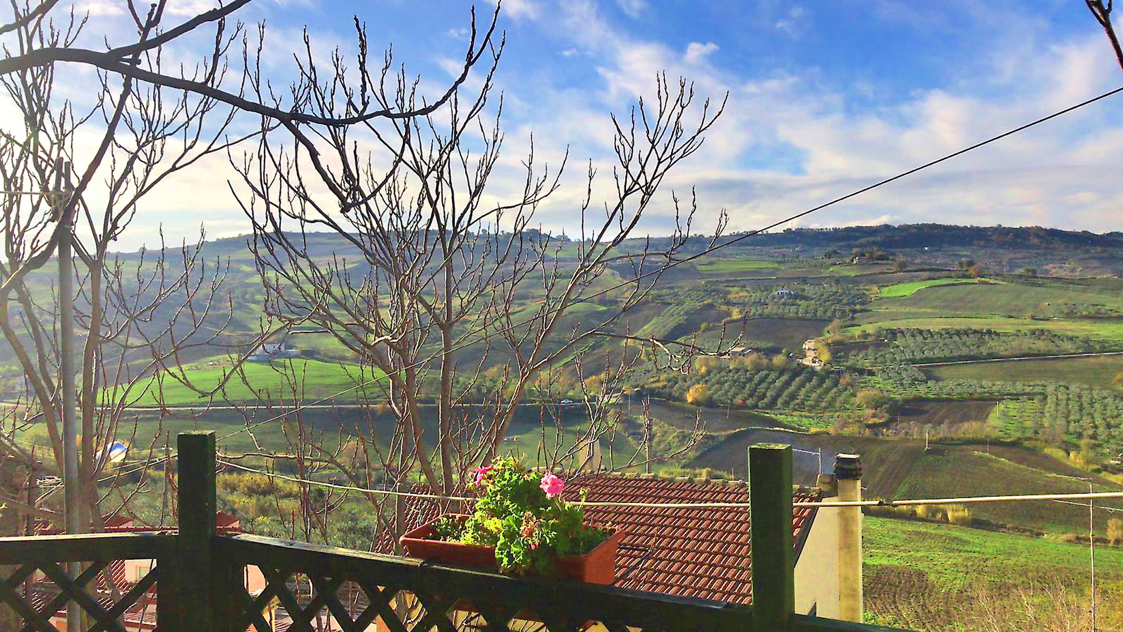 Ferienwohnung Wohnung mit einem Schlafzimmer in Montenero di Bisaccia mit möbliertem Balkon - 10 km vom  (2644862), Montenero di Bisaccia, Campobasso, Molise, Italien, Bild 2
