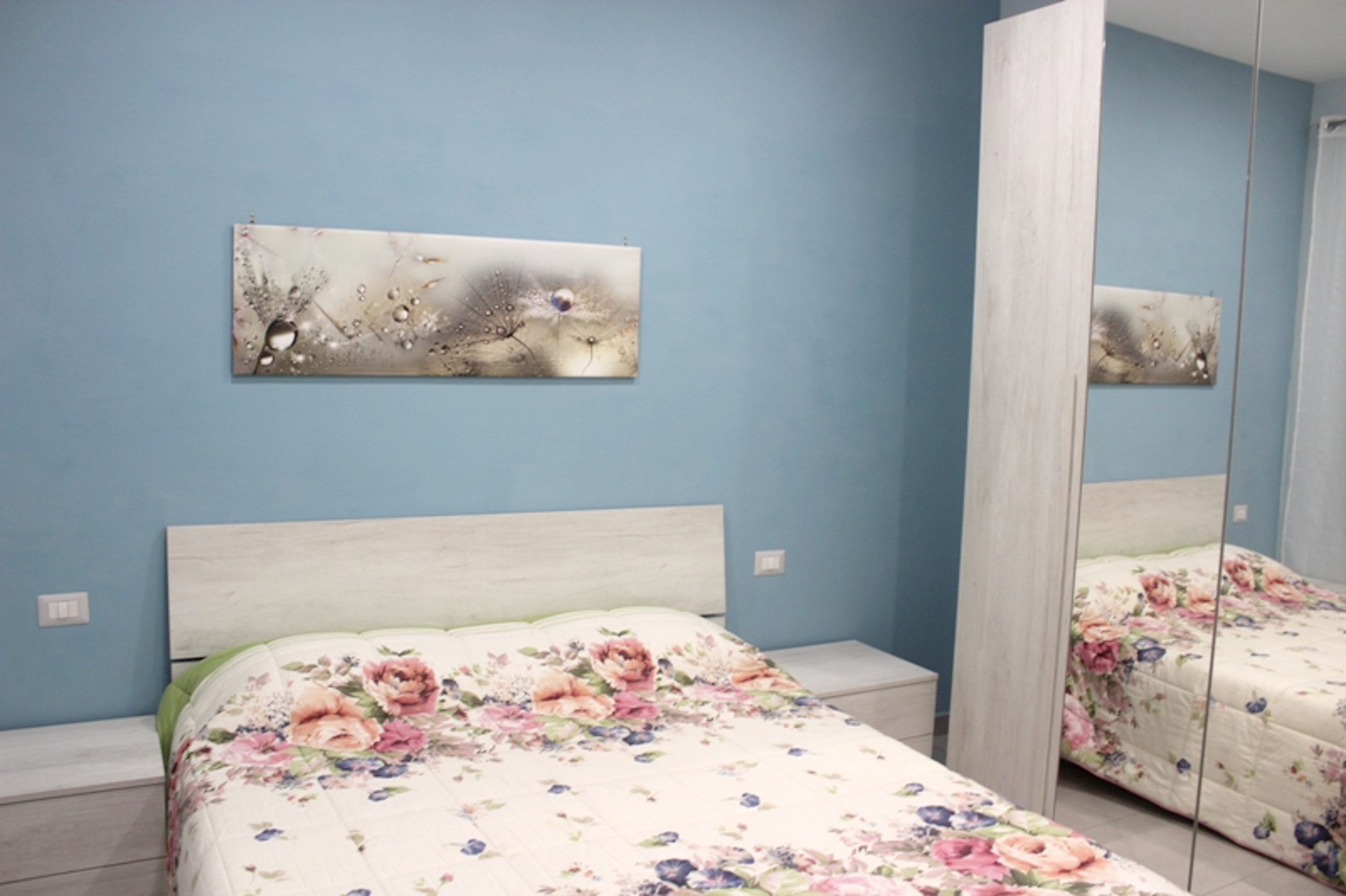 Ferienwohnung Wohnung mit einem Schlafzimmer in Sant'Agnello mit schöner Aussicht auf die Stadt, möblier (2791793), Sant'Agnello, Amalfiküste, Kampanien, Italien, Bild 3