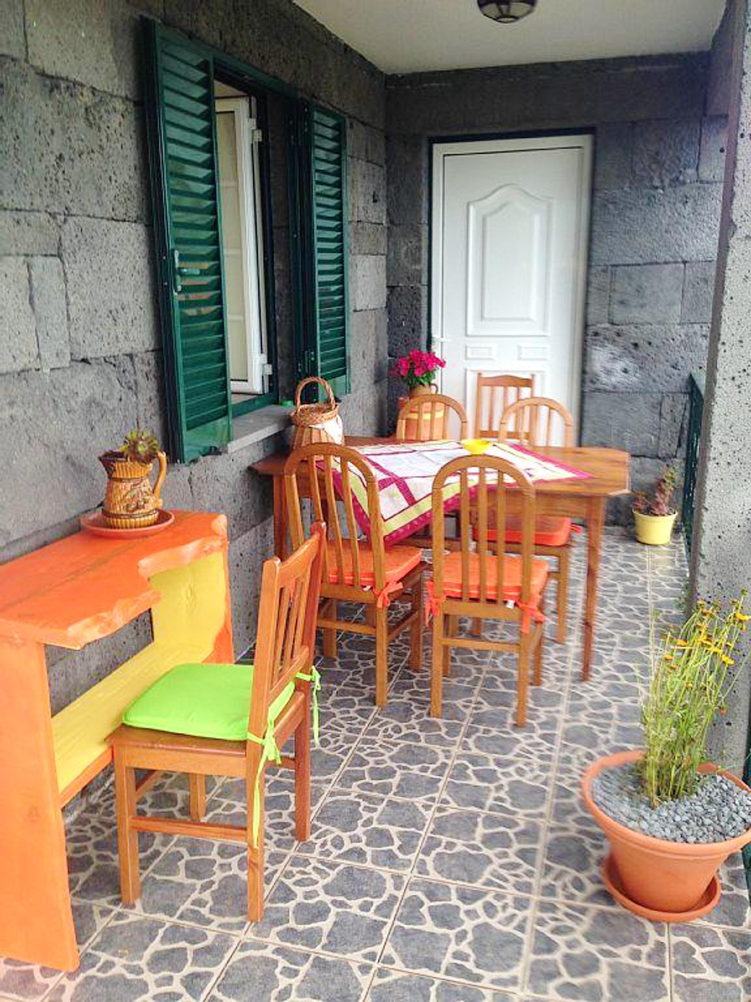 Ferienhaus Haus mit 3 Schlafzimmern in Prainha mit herrlichem Meerblick, eingezäuntem Garten und W-LA (2683894), Prainha, Pico, Azoren, Portugal, Bild 4