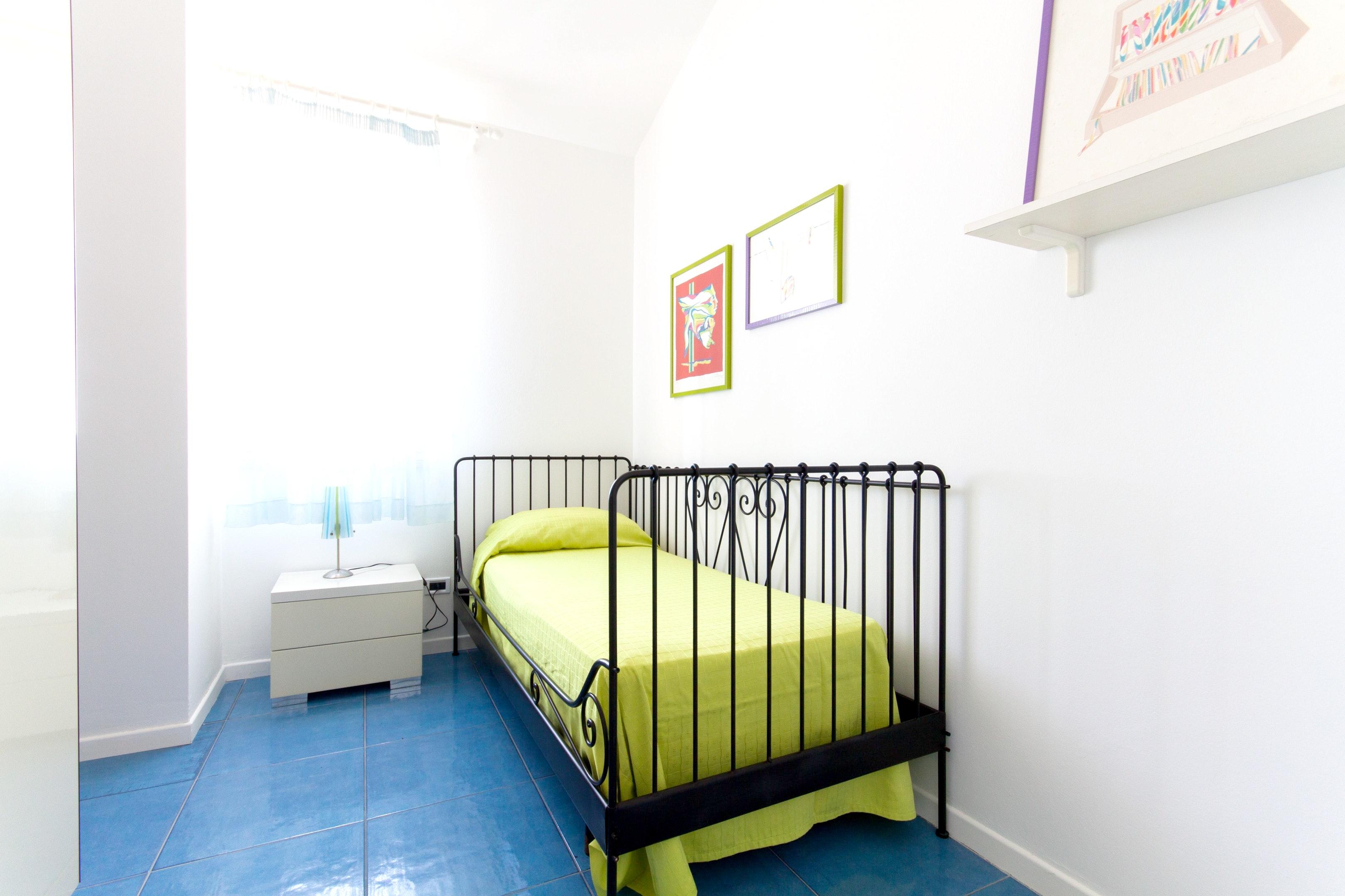 Holiday apartment Wohnung mit 4 Schlafzimmern in Piano di Trappeto mit herrlichem Meerblick, möblierter Terr (2236750), Balestrate, Palermo, Sicily, Italy, picture 16