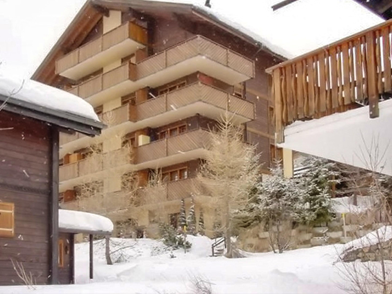 Maison de vacances Hütte mit 3 Schlafzimmern in Bellwald mit toller Aussicht auf die Berge, Balkon und W-LAN (2201041), Bellwald, Aletsch - Conches, Valais, Suisse, image 2