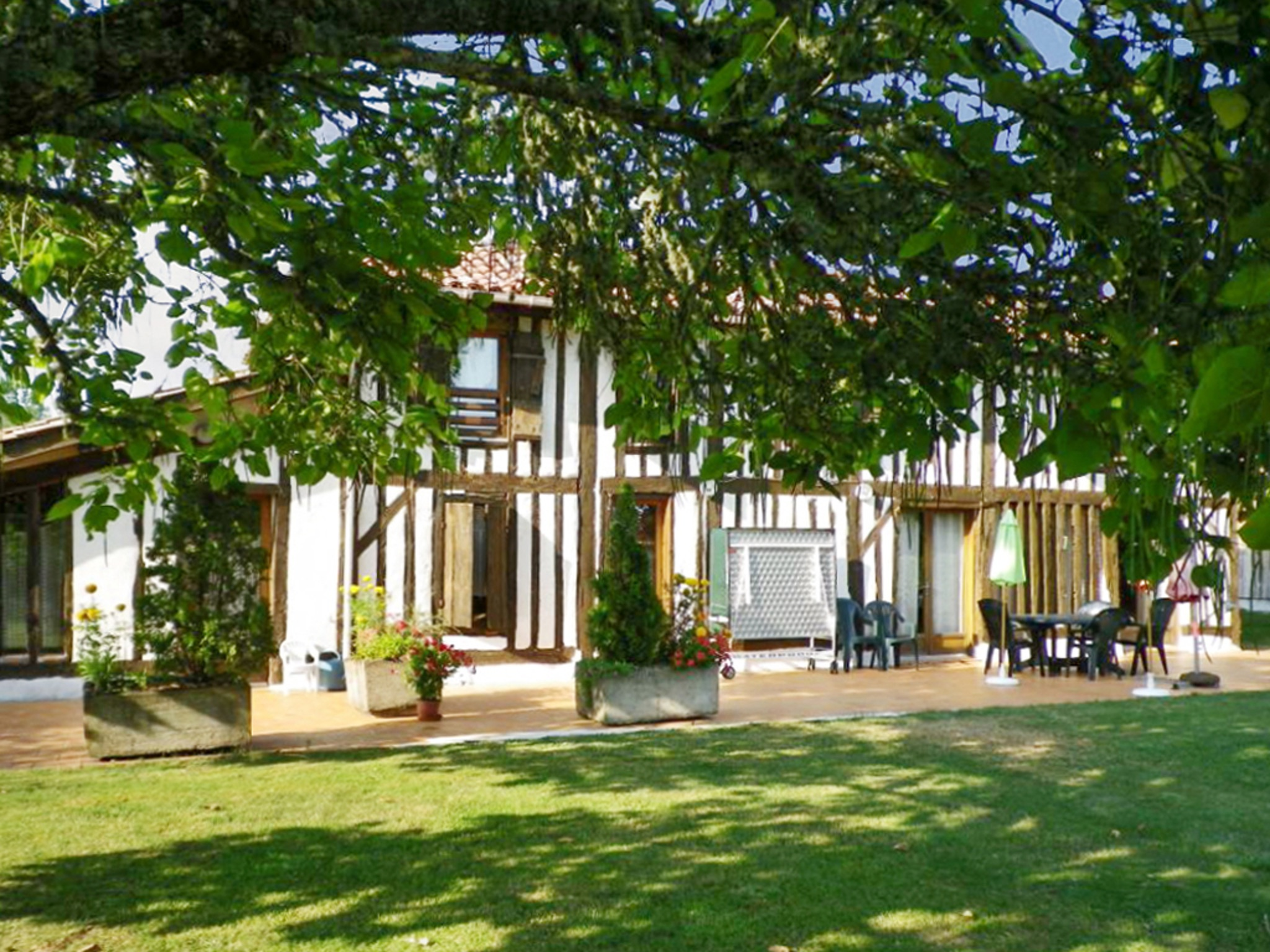 Ferienhaus Villa mit 4 Zimmern in Trensacq mit privatem Pool und möbliertem Garten - 45 km vom Strand (2202366), Trensacq, Landes, Aquitanien, Frankreich, Bild 33