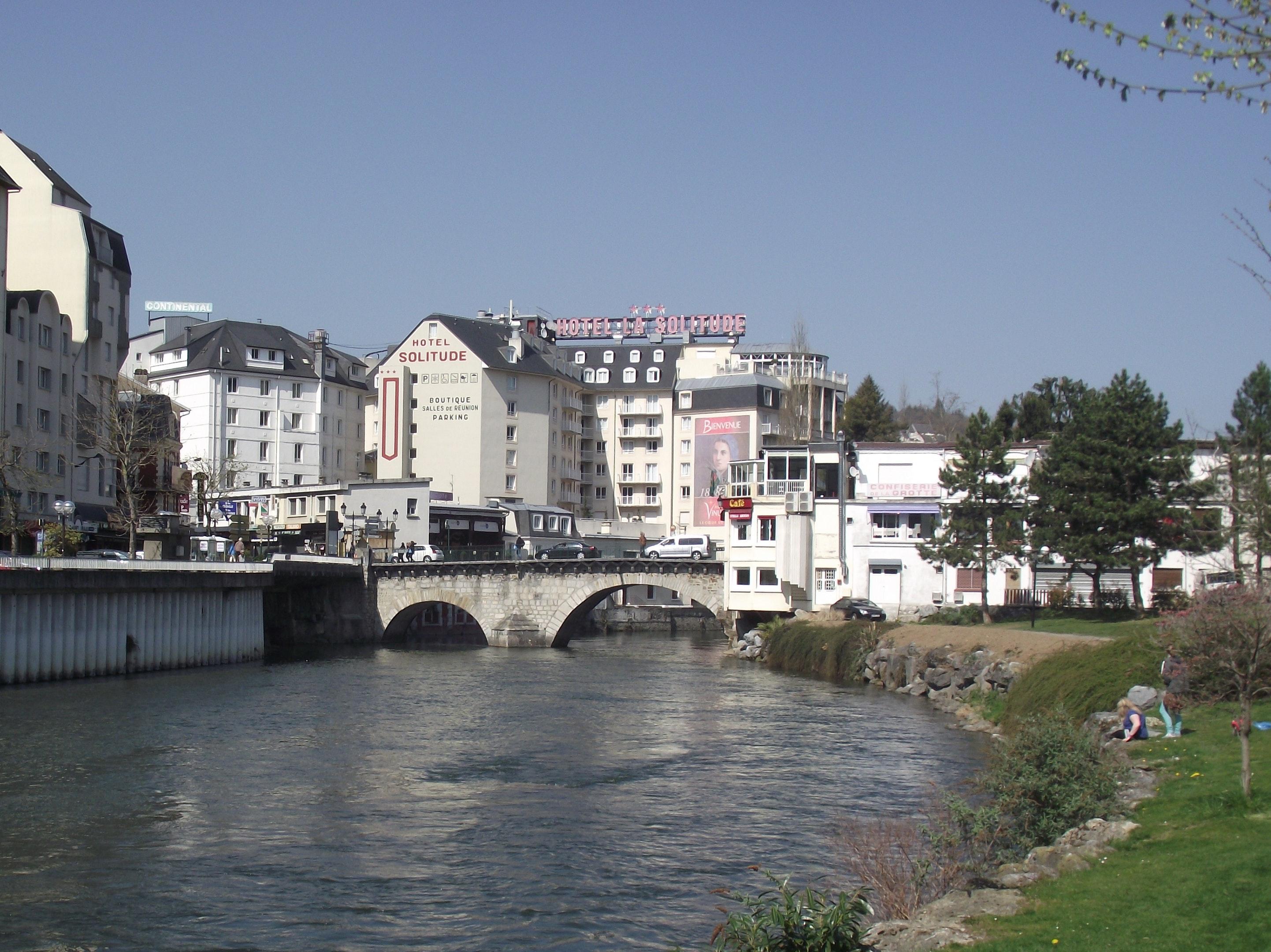 Ferienhaus Haus mit 2 Schlafzimmern in Lourdes mit toller Aussicht auf die Berge, möblierter Terrasse (2396219), Lourdes, Hautes-Pyrénées, Midi-Pyrénées, Frankreich, Bild 20