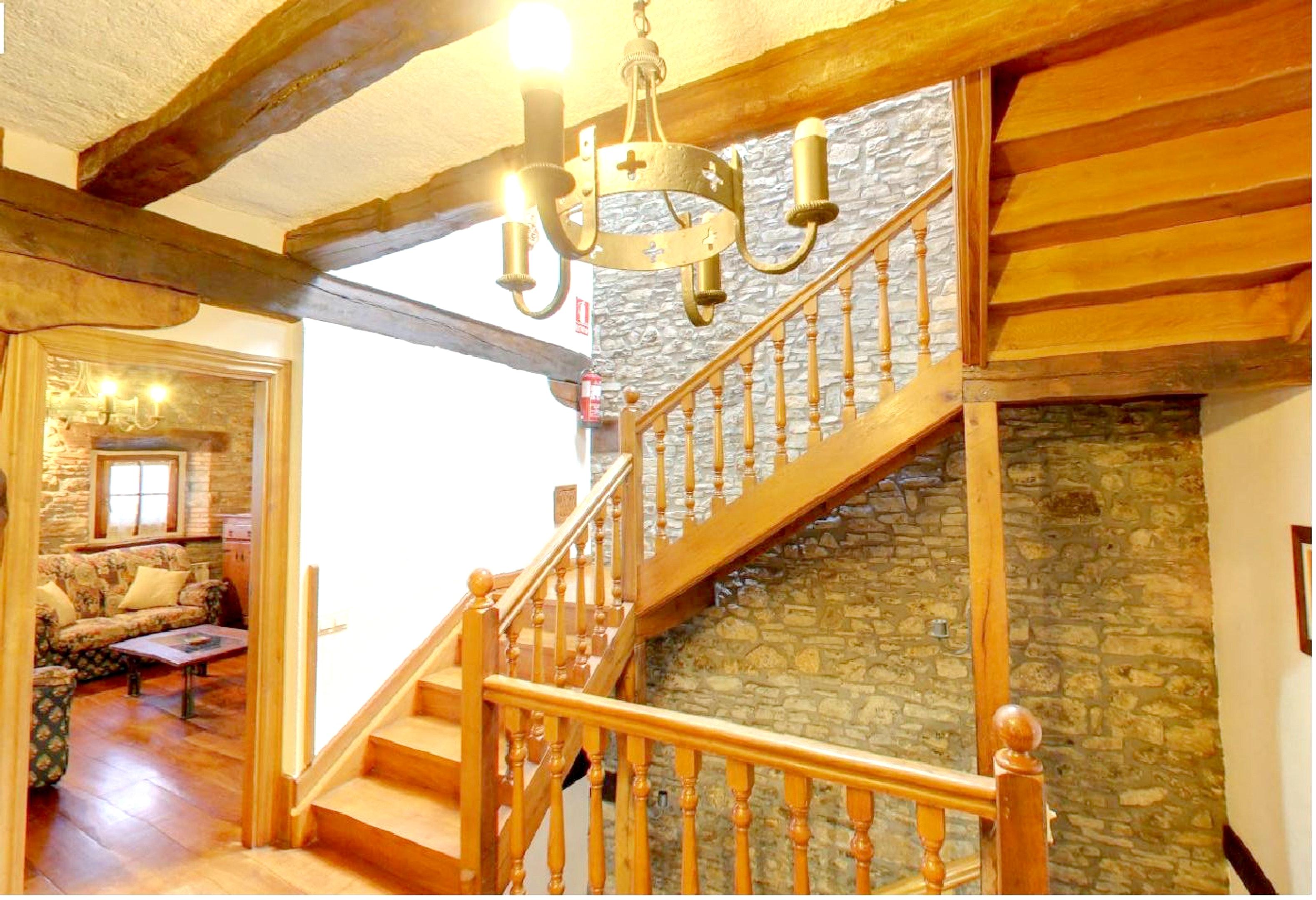 Ferienhaus Haus mit 6 Schlafzimmern in Lizaso mit eingezäuntem Garten und W-LAN - 500 m vom Strand en (2599807), Lizaso, , Navarra, Spanien, Bild 33