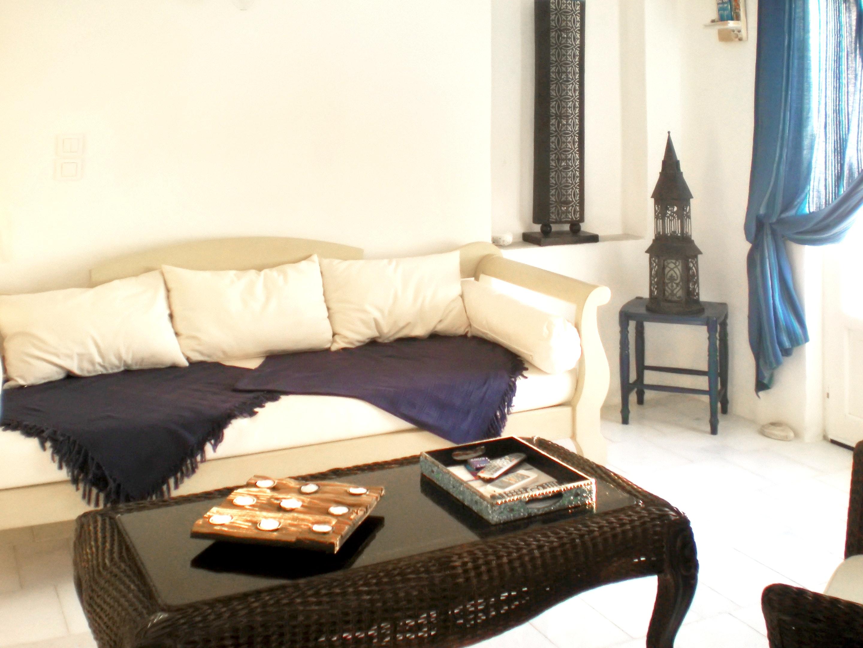 Ferienhaus Villa mit 2 Schlafzimmern in Paros mit herrlichem Meerblick, Pool, Terrasse (2201782), Paros, Paros, Kykladen, Griechenland, Bild 6