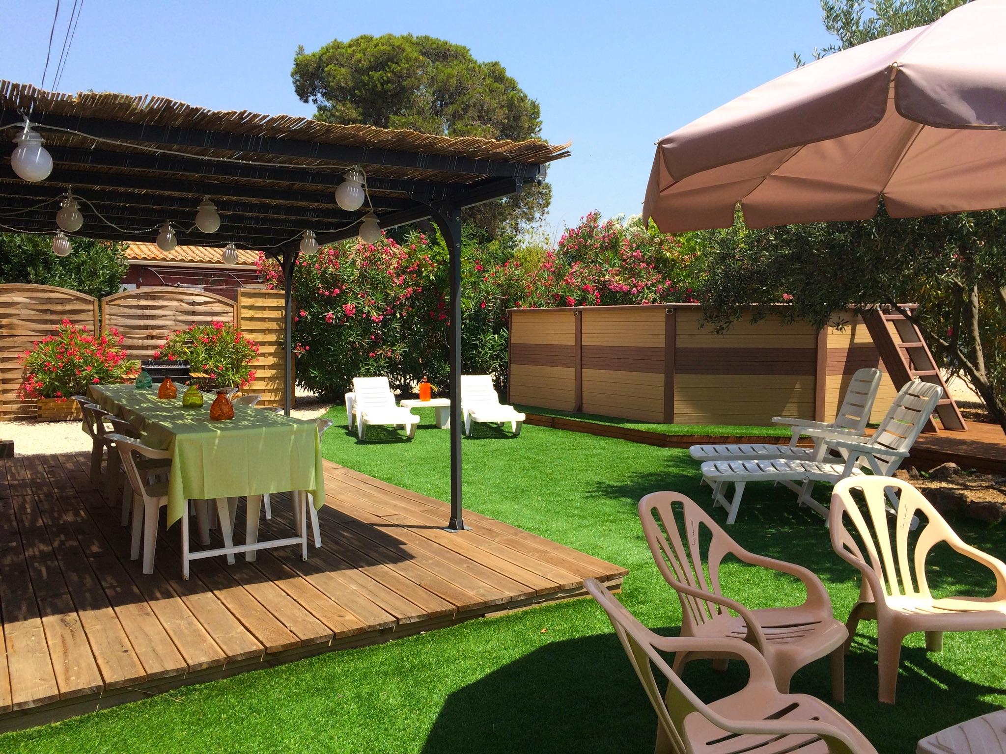 Ferienhaus Bauernhaus in der Languedoc-Roussillon mit Pool und üppigem Garten (2201002), Portiragnes, Mittelmeerküste Hérault, Languedoc-Roussillon, Frankreich, Bild 30
