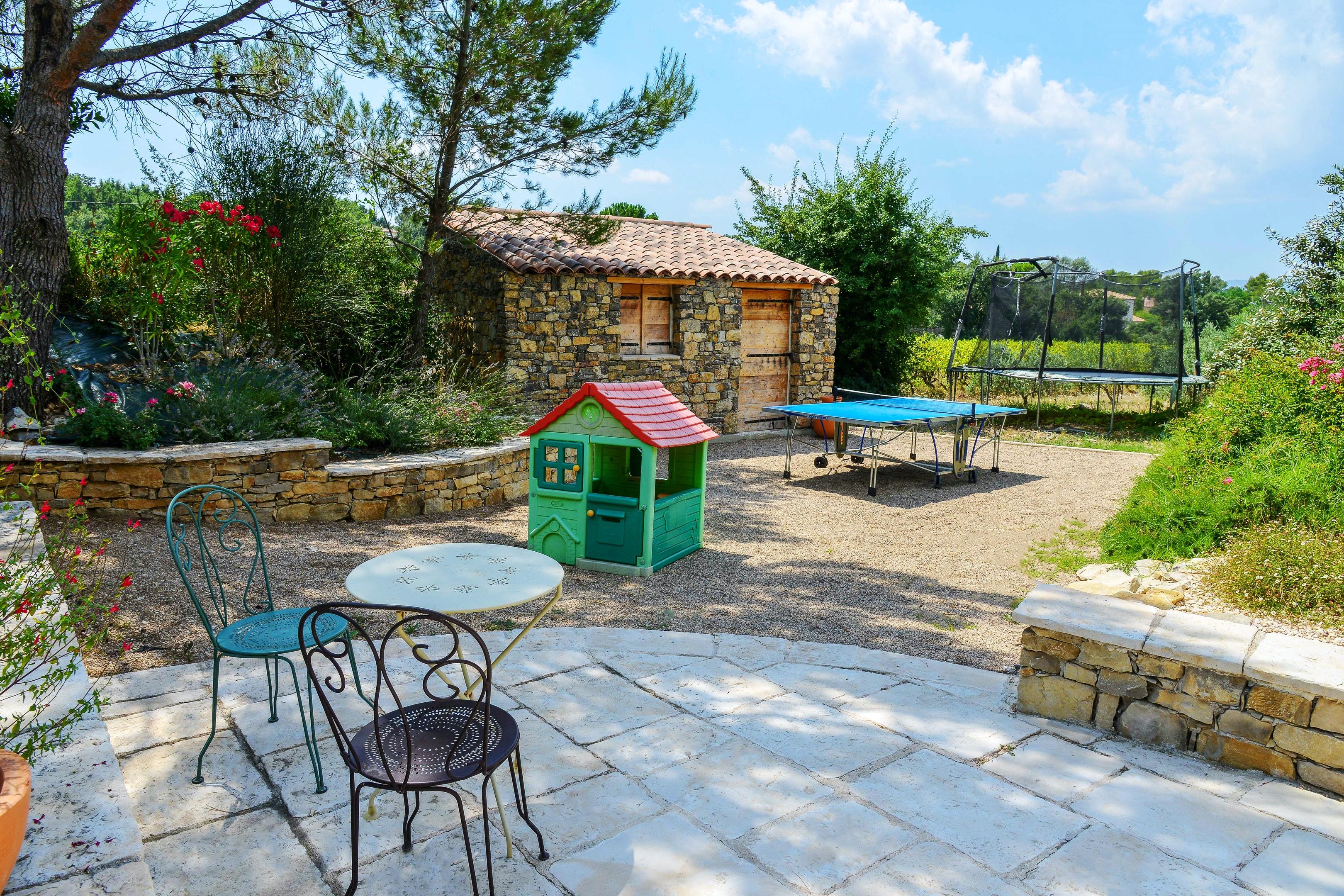 Holiday house Villa mit 5 Schlafzimmern in Garéoult mit privatem Pool, möbliertem Garten und W-LAN - 37  (2425177), Garéoult, Var, Provence - Alps - Côte d'Azur, France, picture 5