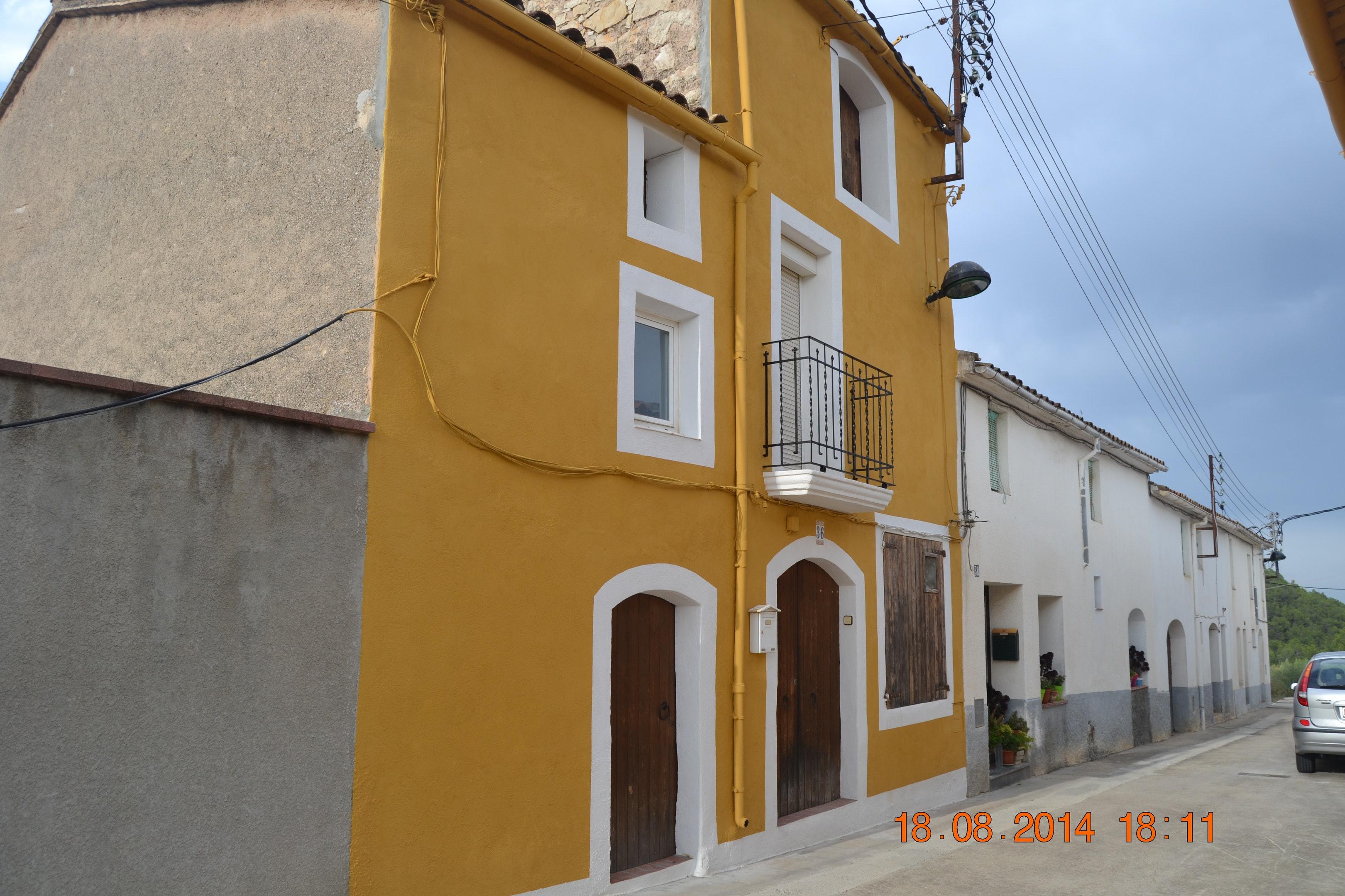 Ferienhaus Haus mit 4 Schlafzimmern in Sant Pere Sacarrera mit toller Aussicht auf die Berge, möblier (2217248), Sant Pere Sacarrera, Barcelona, Katalonien, Spanien, Bild 9
