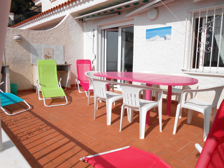 Wohnung mit 3 Schlafzimmern in Peniscola mit herrl Ferienwohnung  Costa del Azahar