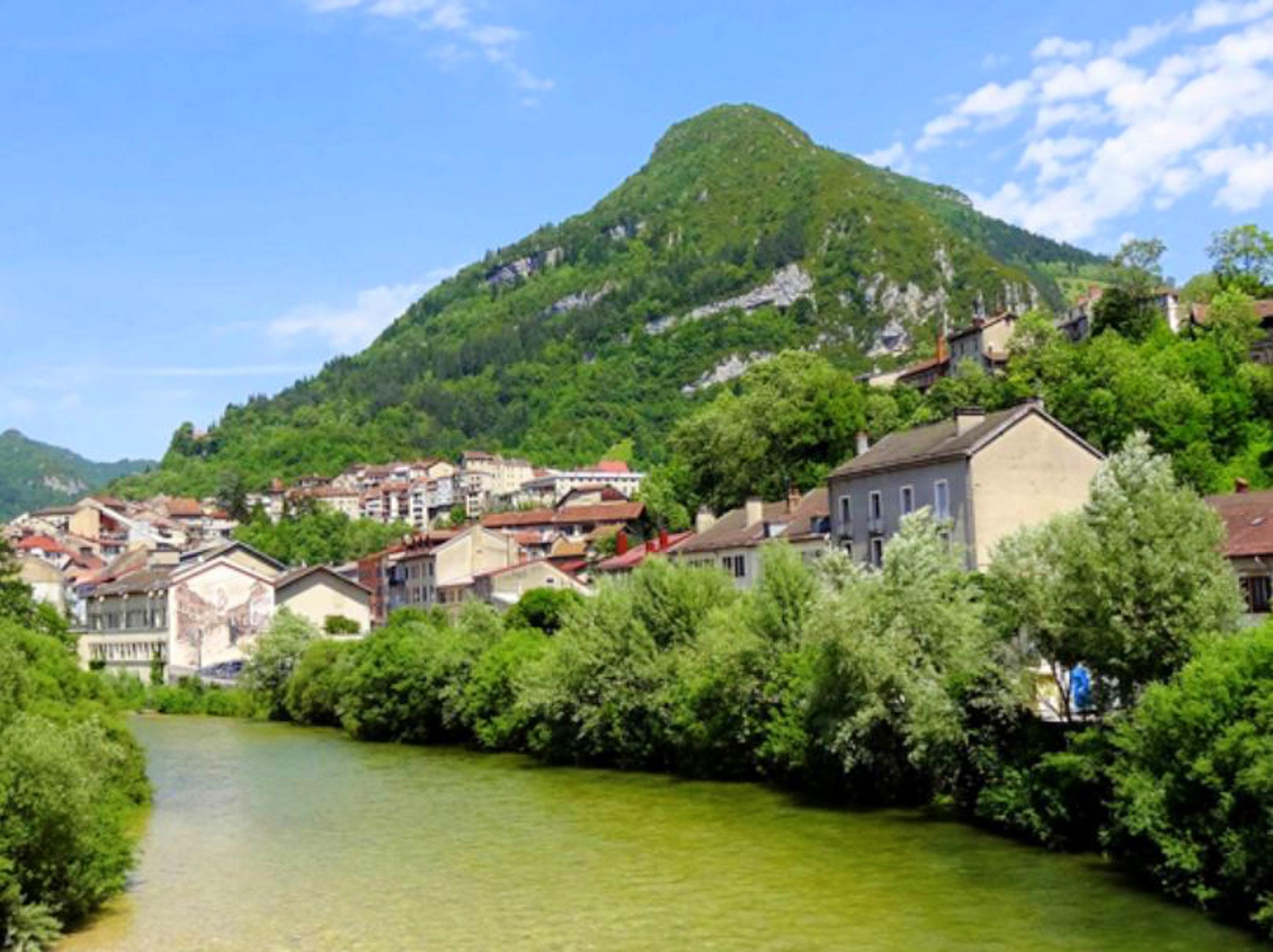 Maison de vacances Haus mit 2 Schlafzimmern in Villard-Saint-Sauveur mit toller Aussicht auf die Berge und ei (2704040), Villard sur Bienne, Jura, Franche-Comté, France, image 13